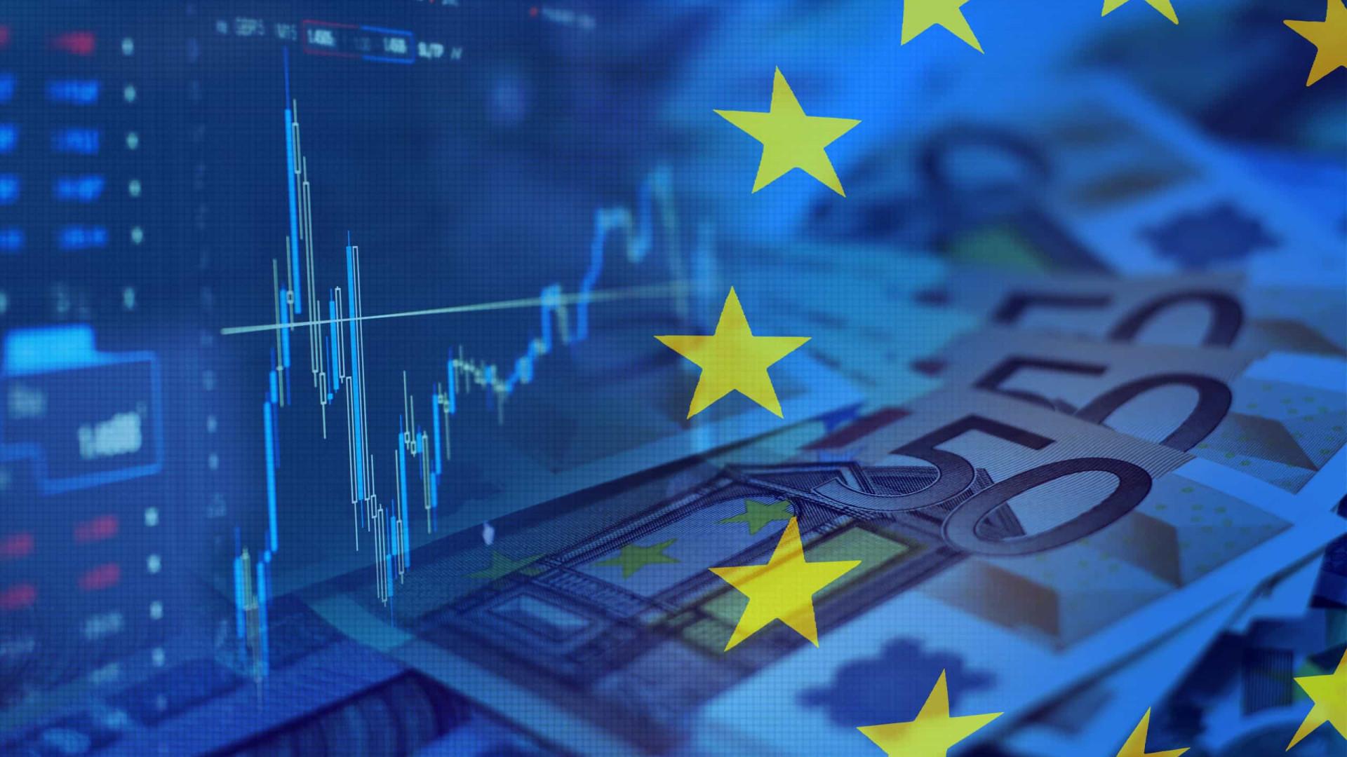 PIB da zona do euro deve crescer 4,6% em 2021 e 4,7% em 2022, diz BCE