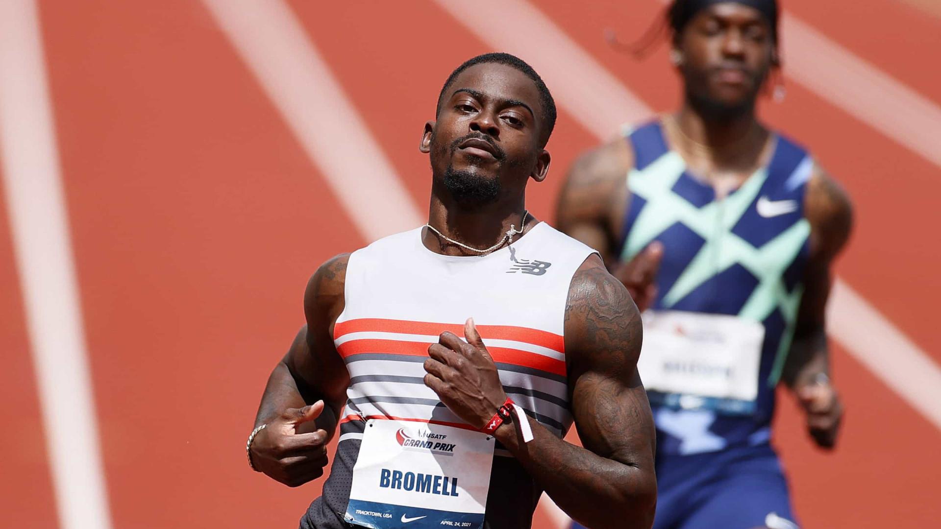 Conheça Trayvon Bromell, o homem mais rápido do mundo em 2021