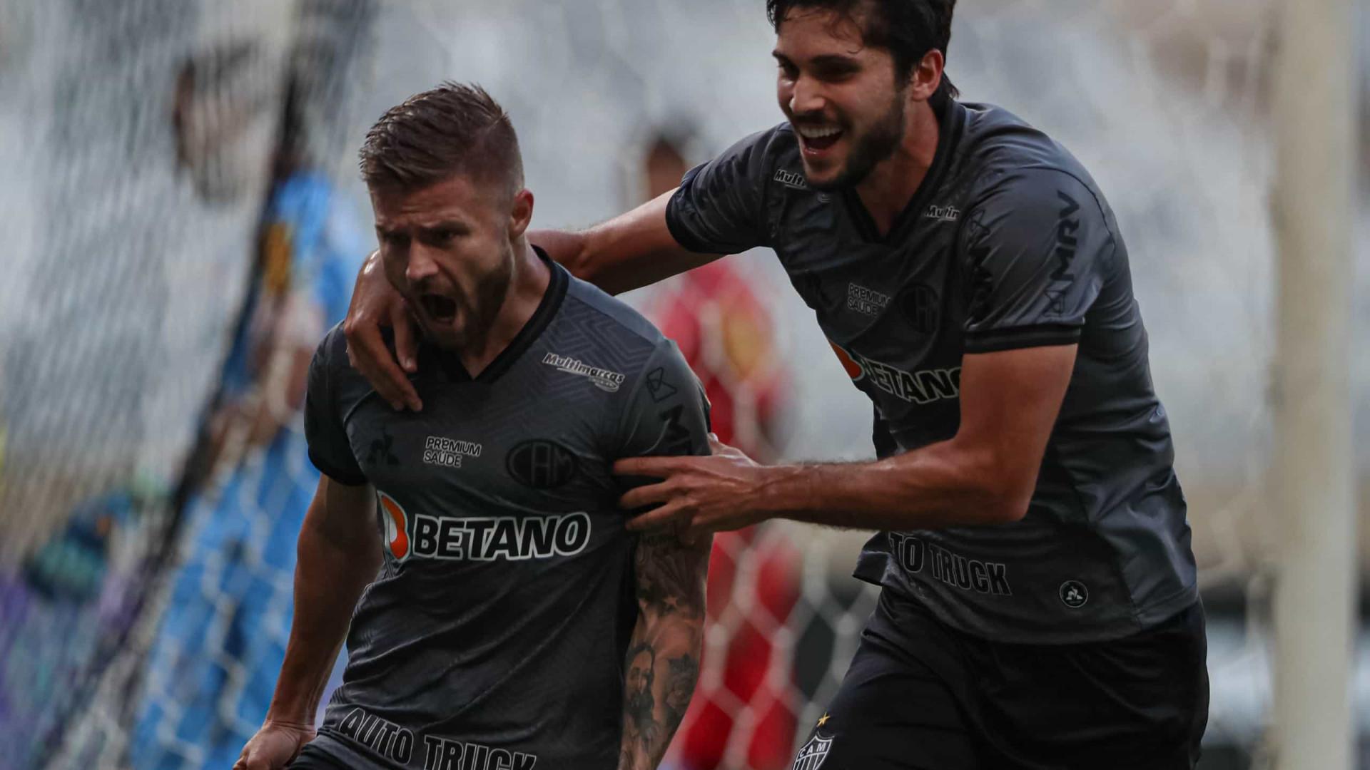Atlético-MG empata com Tombense na volta e confirma 15ª final seguida no Mineiro