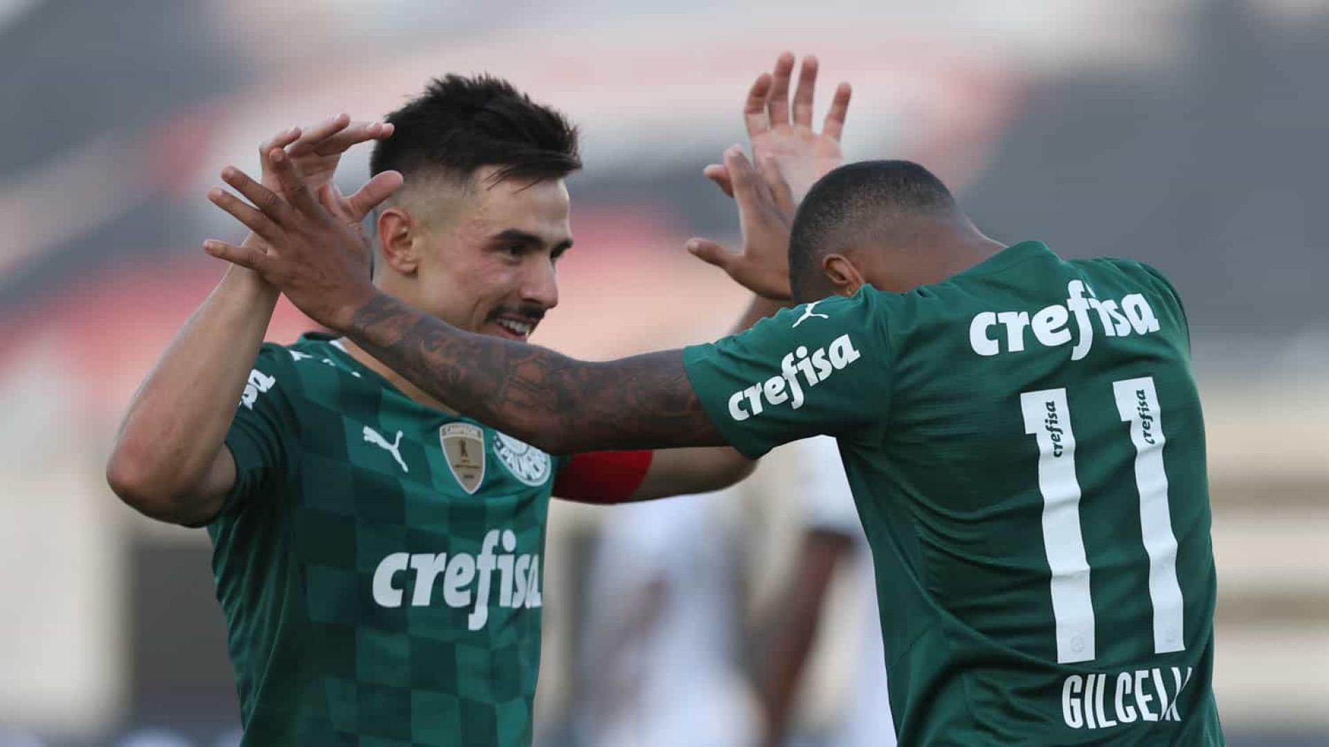 Palmeiras derrota Ponte Preta e avança no Paulistão com ajuda do Corinthians