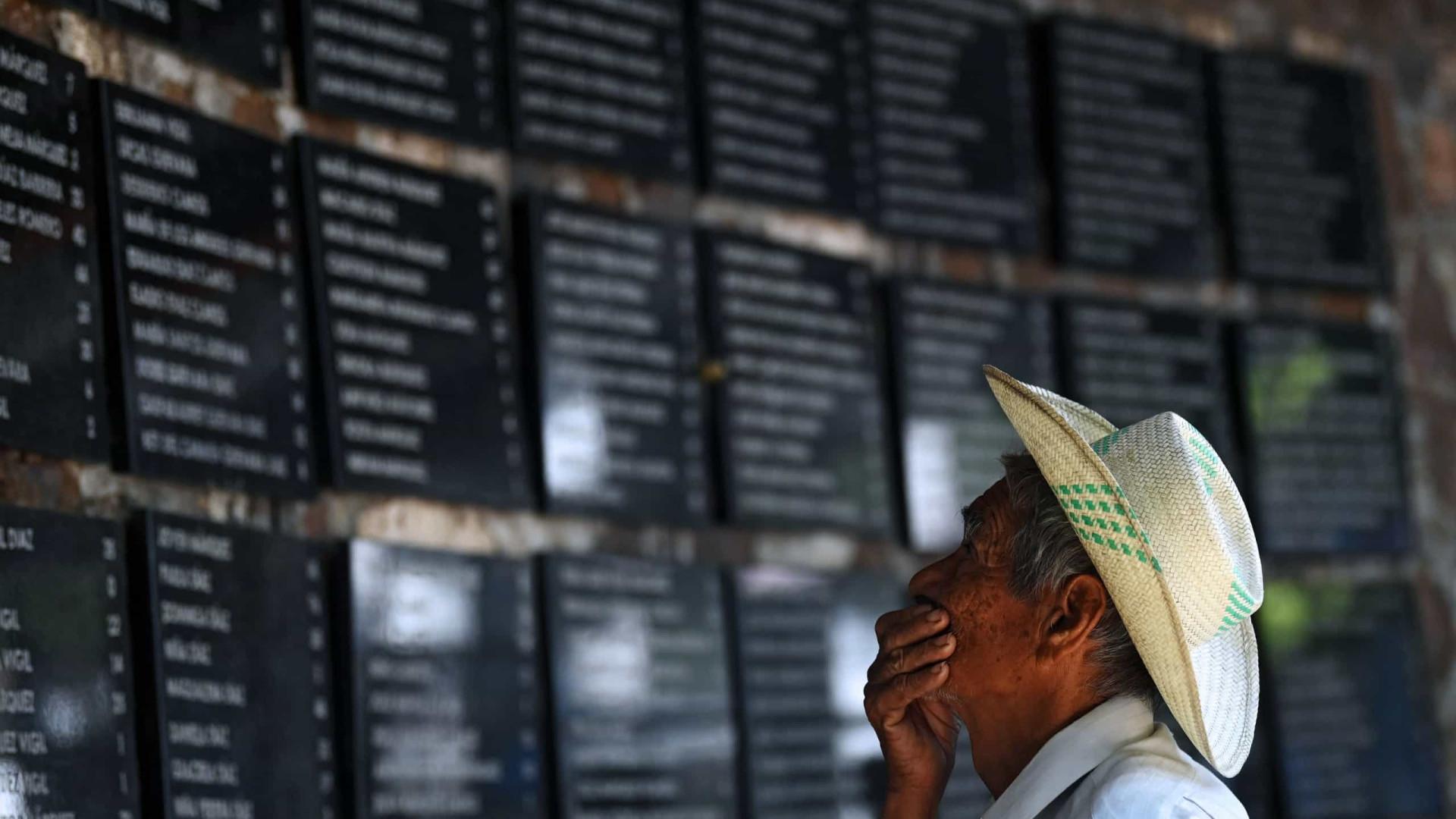 Civis redesenham massacre em El Salvador