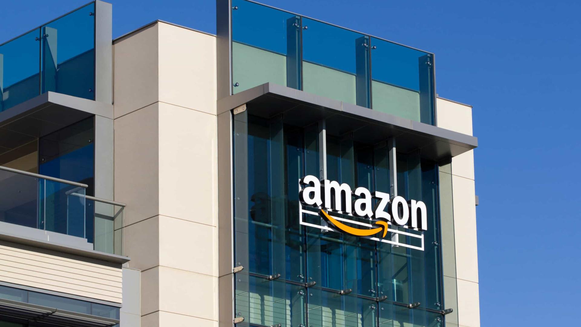 UE multa Amazon em 746 milhões de euros por violações relacionadas à publicidade