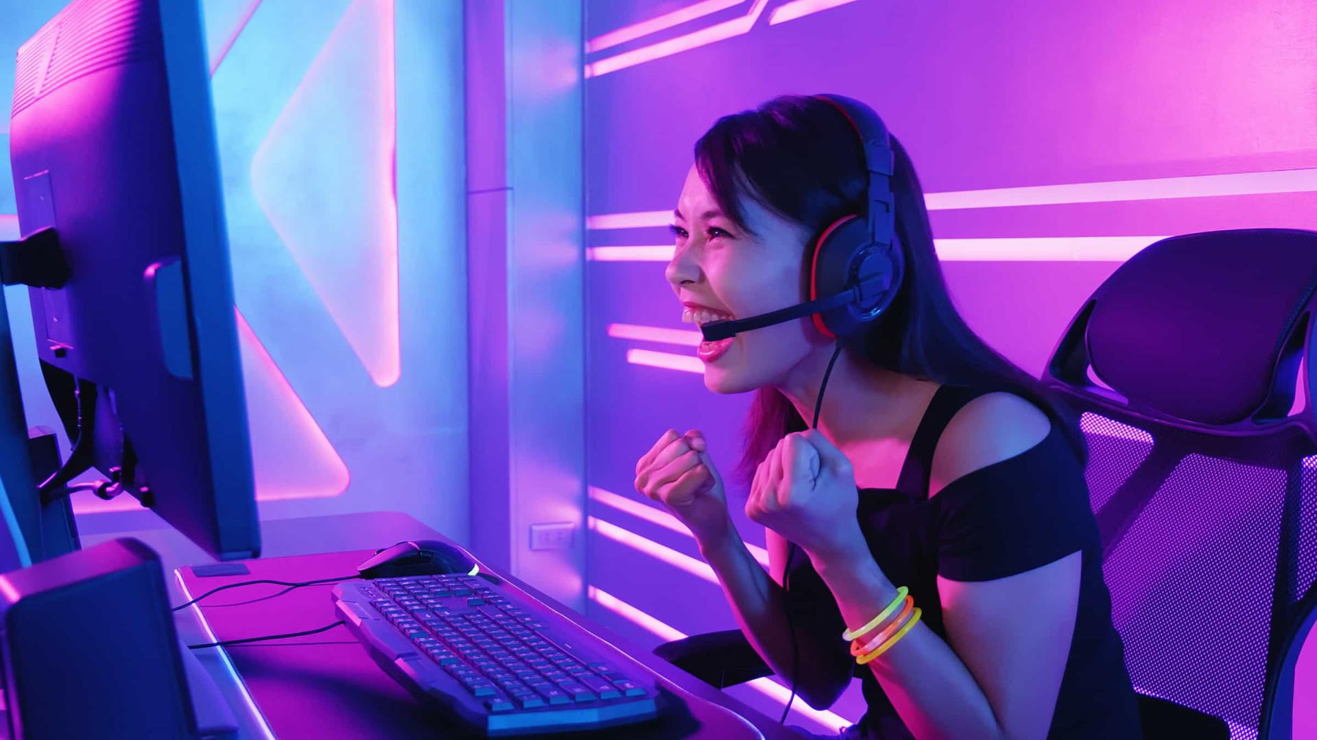 Videojogos ajudam a criar competências para local de trabalho, diz estudo