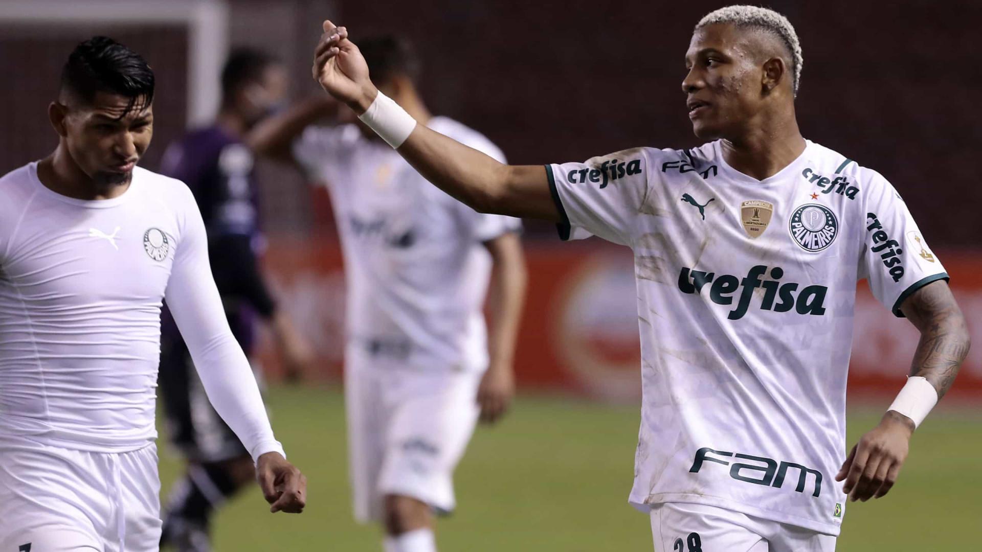 Palmeiras iguala série invicta histórica como visitante na Libertadores