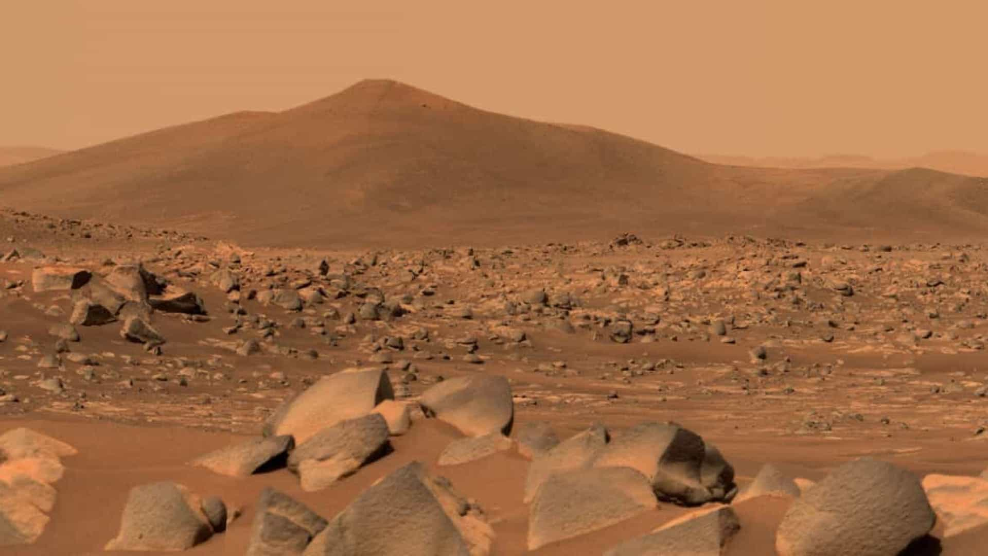Perseverance começa a procurar por sinais de vida em Marte