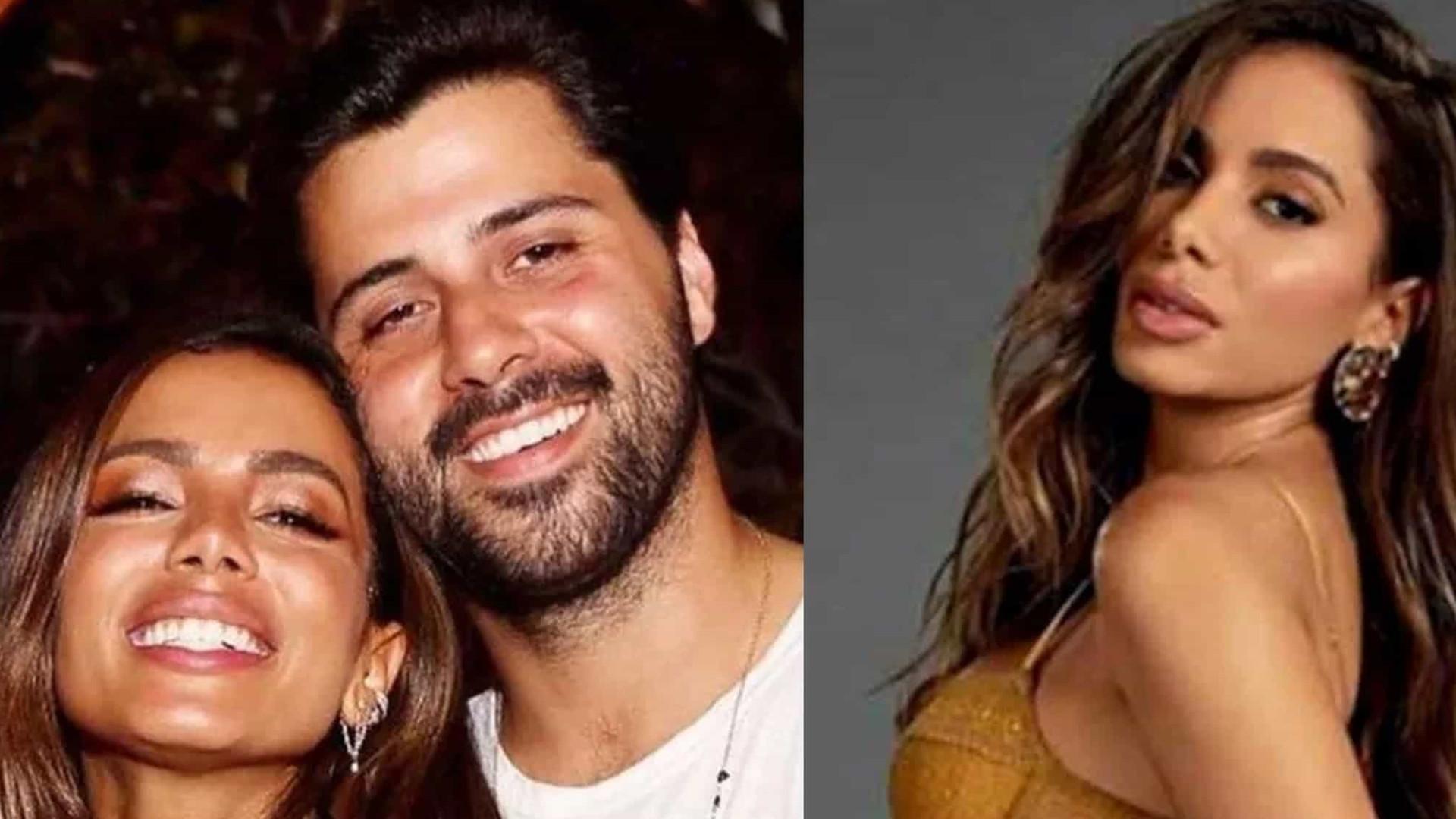 Anitta confirma fim de namoro com empresário americano após 4 meses
