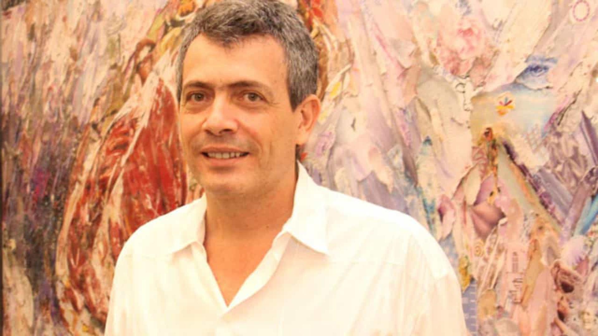 Morre, aos 59 anos, o artista plástico Carlito Carvalhosa