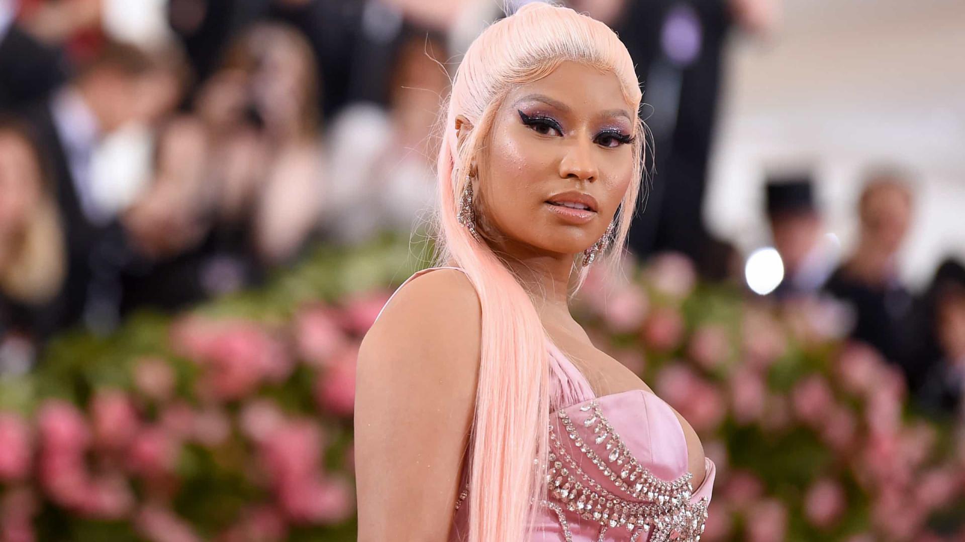 Nicki Minaj diz que não foi ao baile Met Gala por não se vacinar