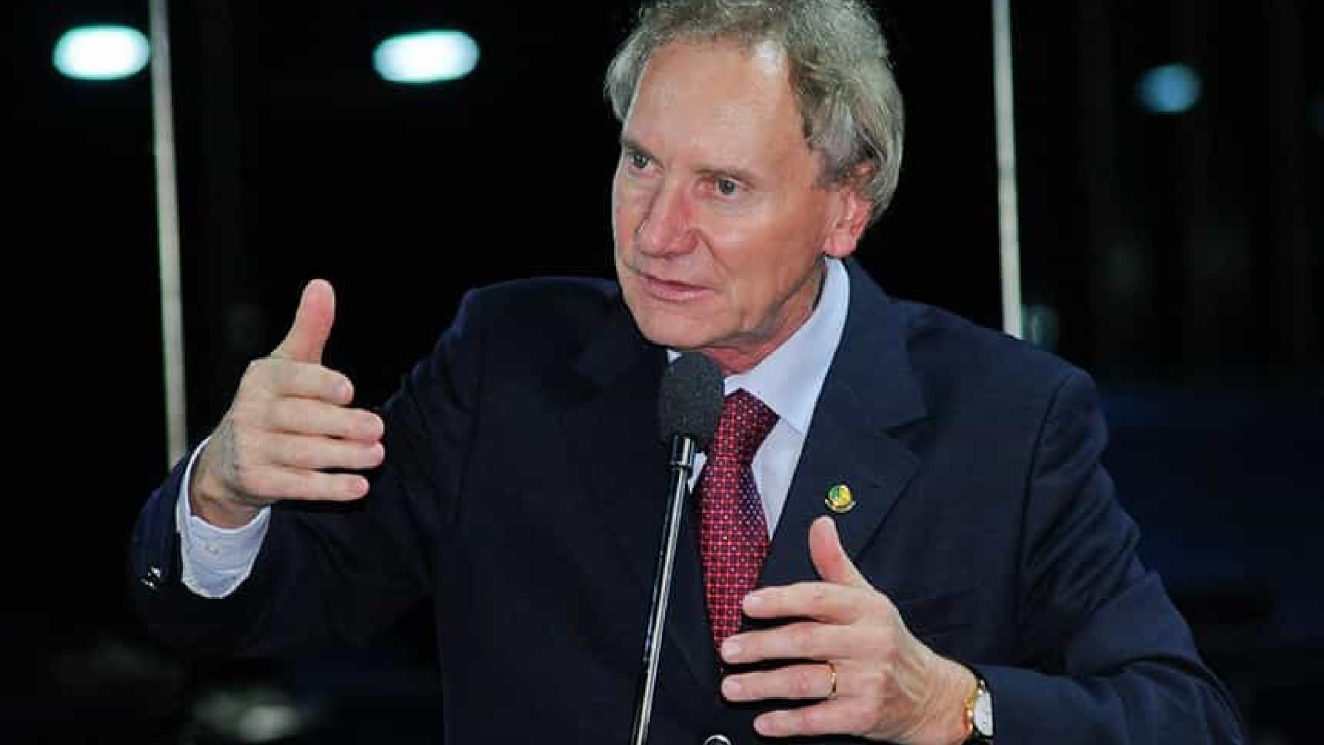 Ex-senador Casildo Maldaner morre aos 79 anos