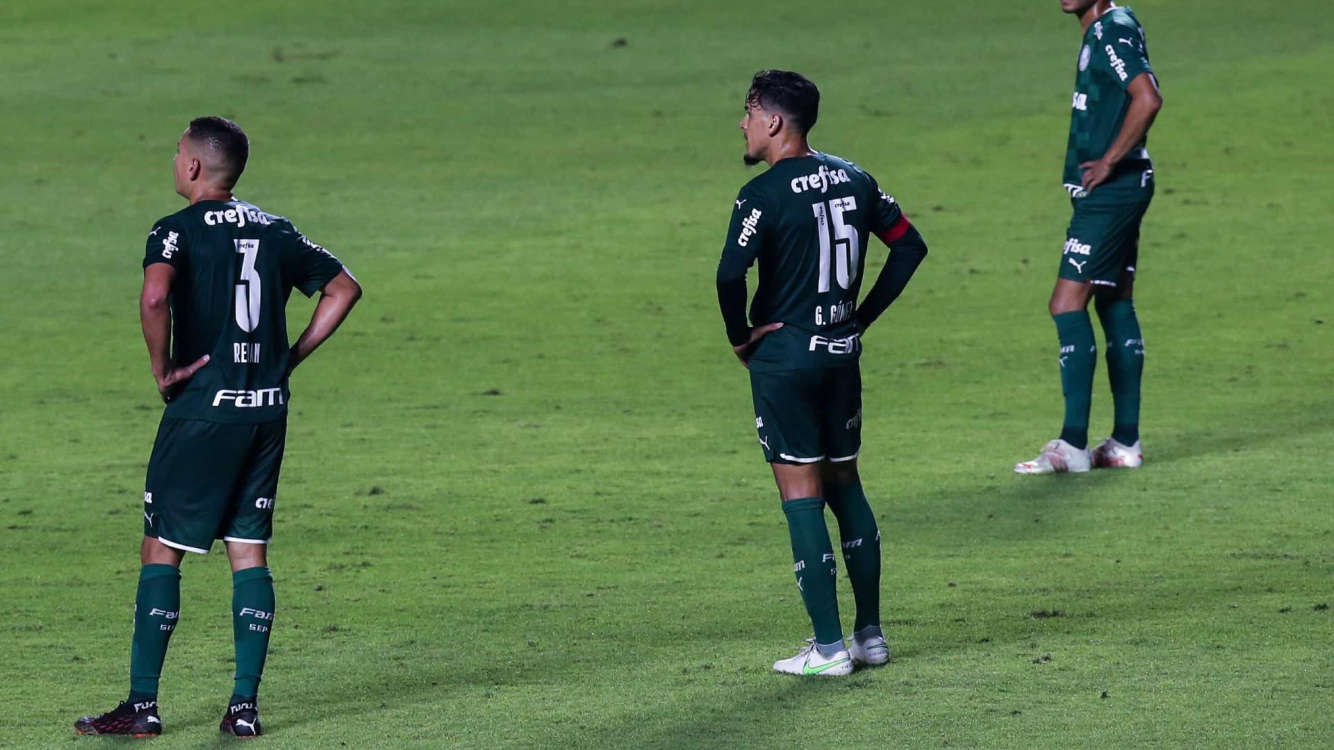 Vacinado, Palmeiras enfrenta o Juventude em Caxias do Sul em busca de paz