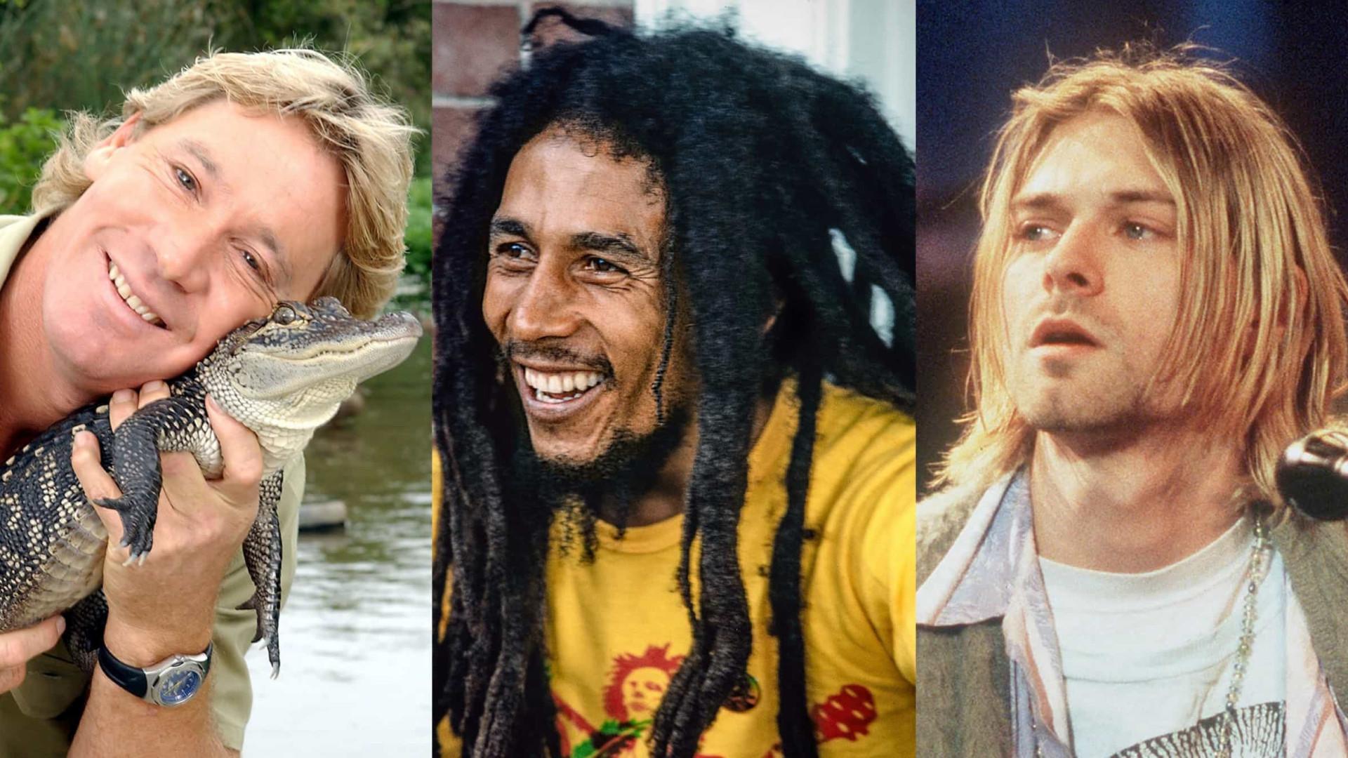 Saiba quais celebridades fizeram previsões sobre suas mortes