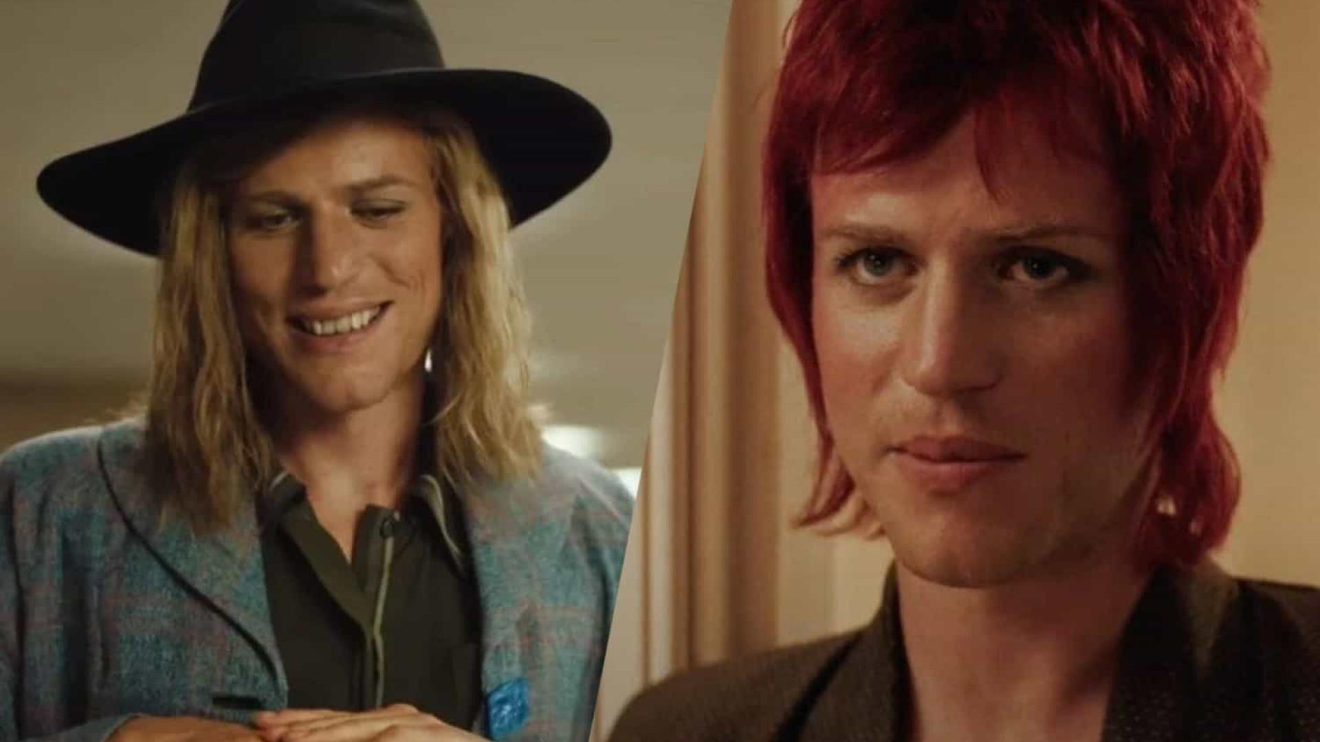 'Stardust', filme sobre David Bowie, é primo pobre de 'Rocketman'