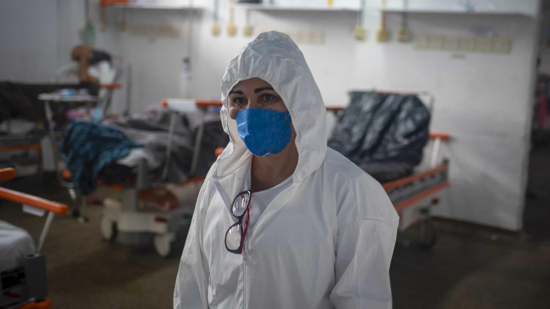 Brasil registra 874 mortes e 43.520 novos casos de covid-19 em 24h
