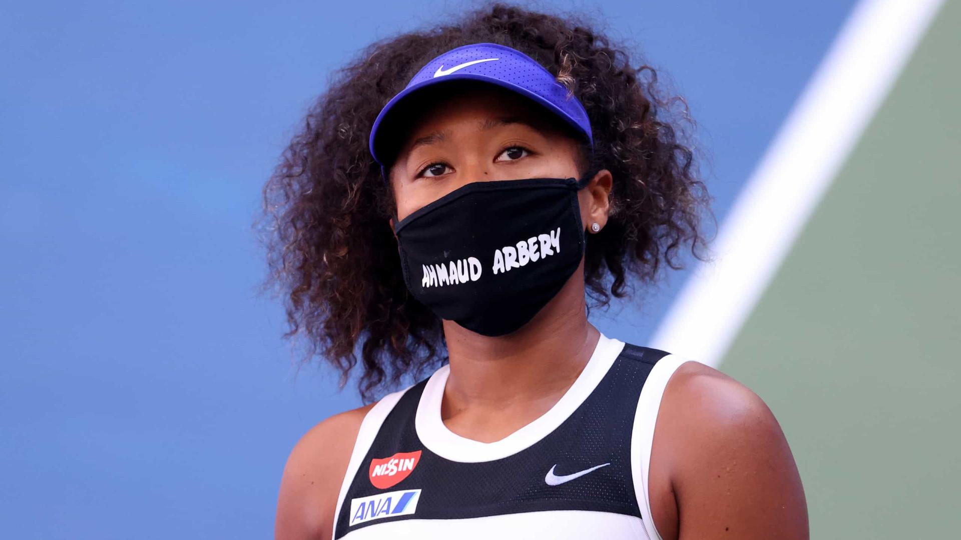 Osaka abandona Roland Garros após multa por não dar entrevista e revela depressão