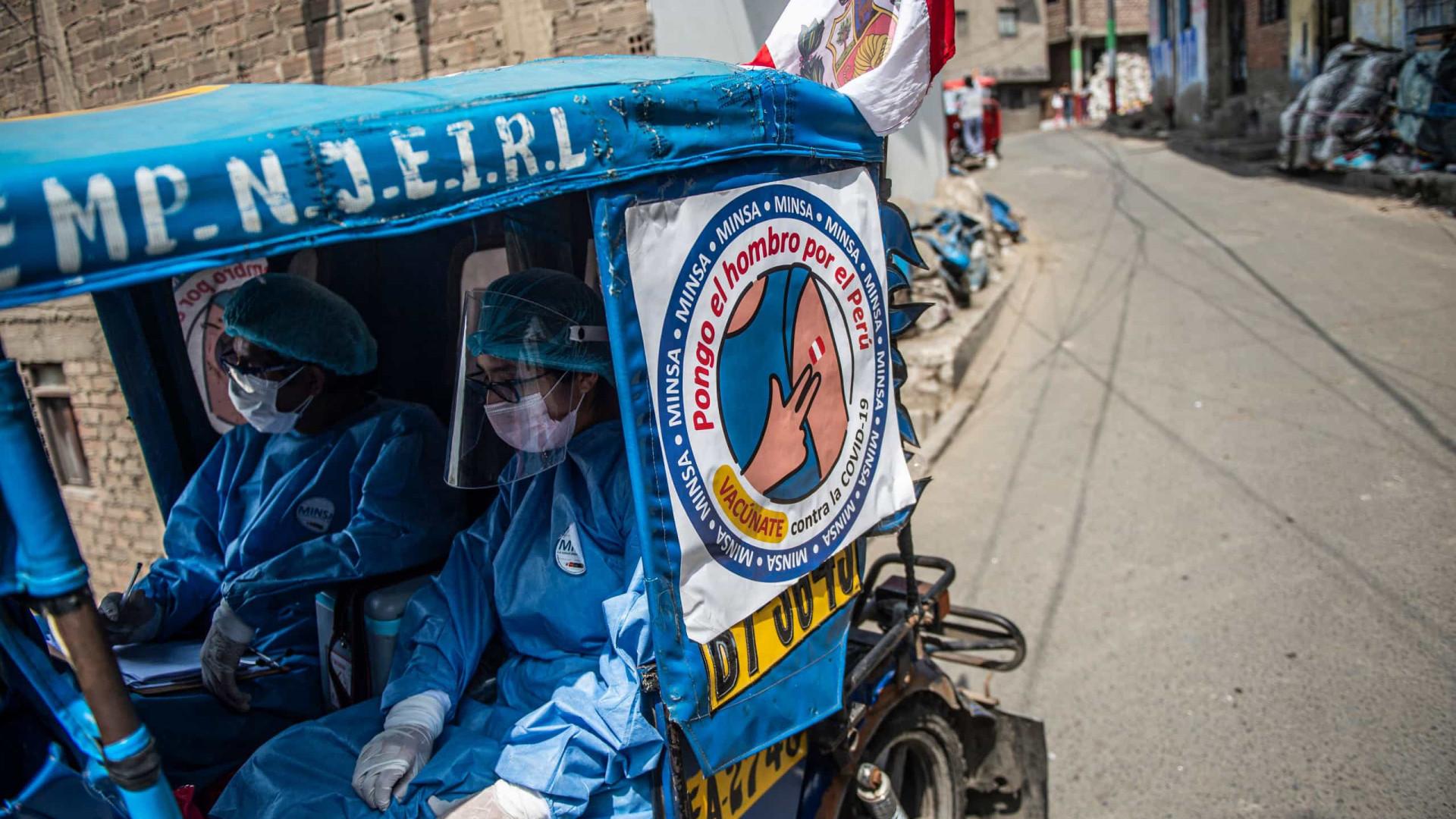 Após revisão, Peru quase triplica número de mortes por Covid