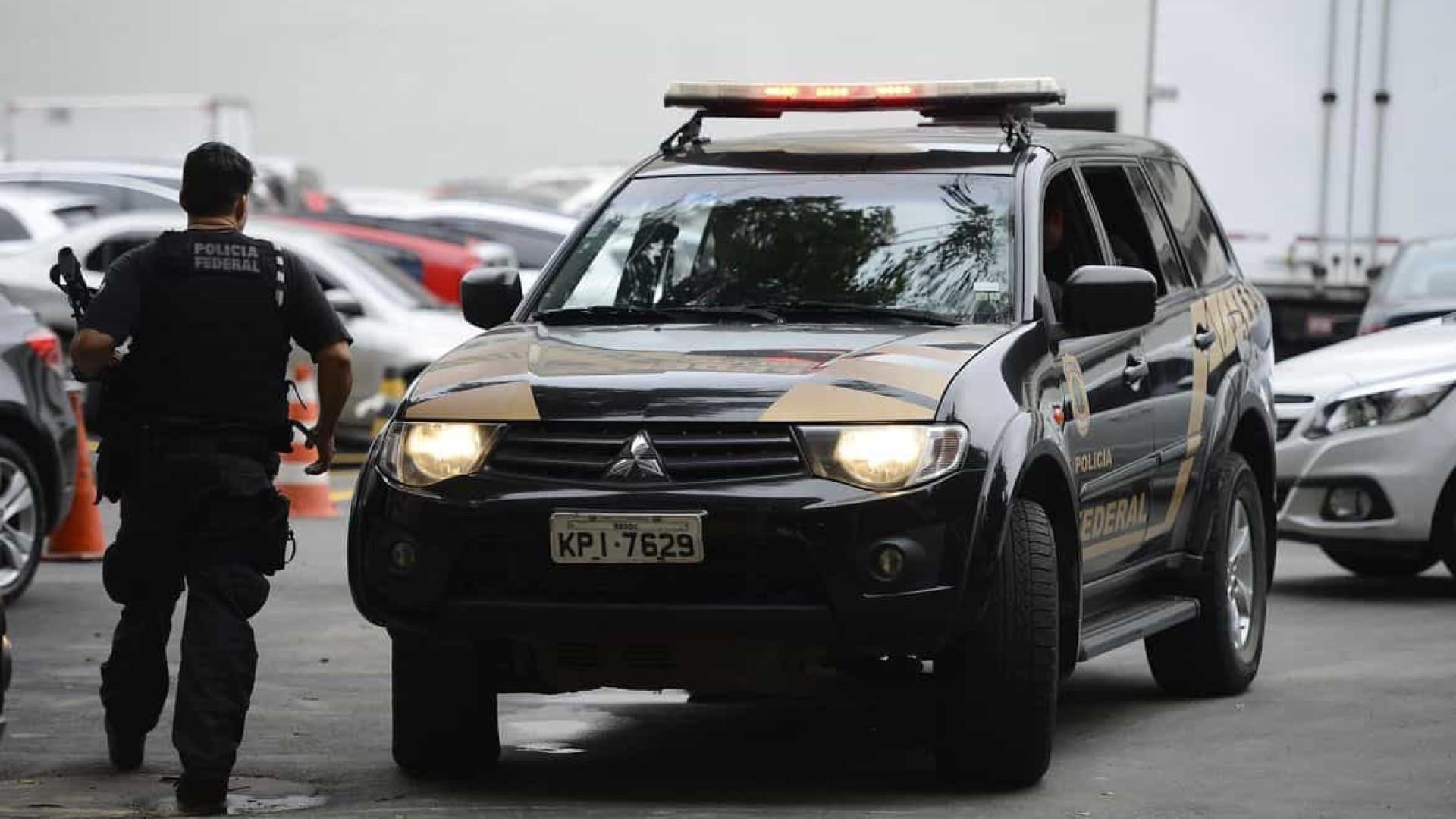 PF desarticula grupoque dava ordens de dentro de presídio no Paraná