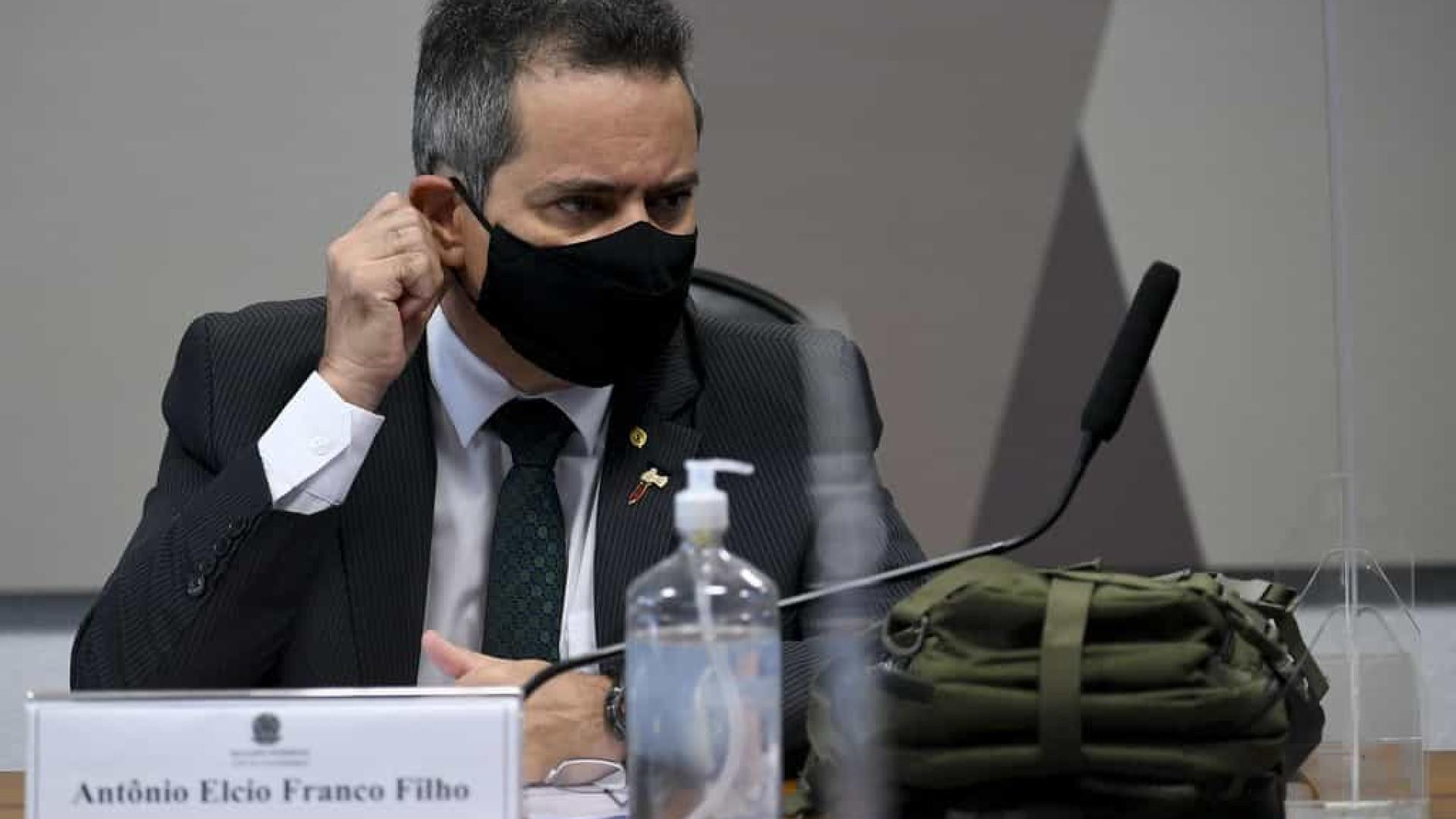 Franco contraria fala de Dimas Covas e diz que conversas com Butantan não pararam
