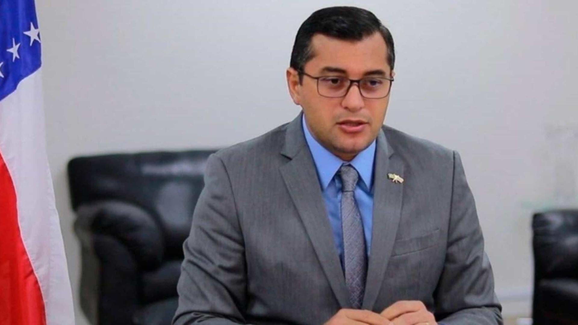 STF autoriza governador do AM a não depor na CPI da Covid-19