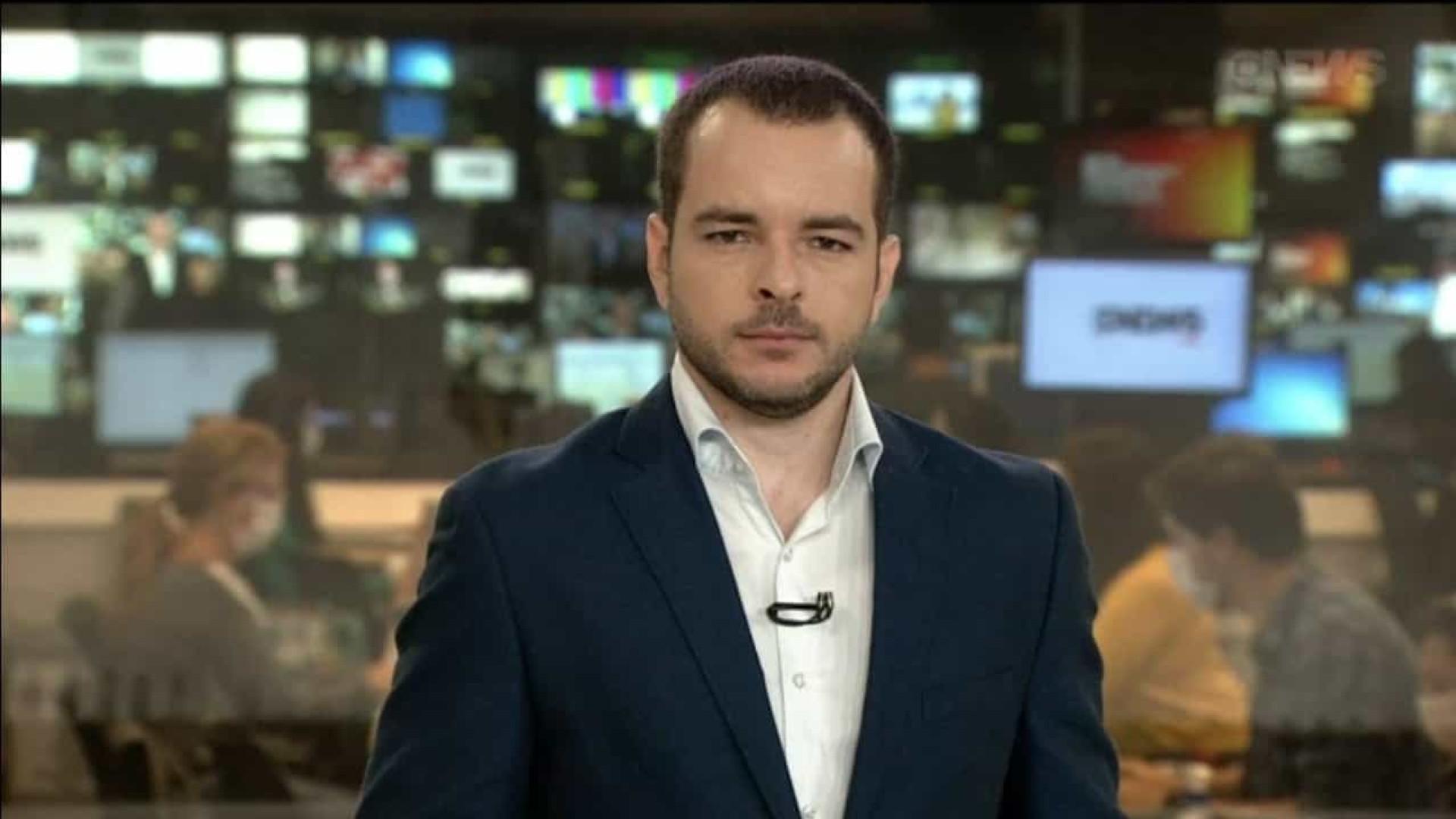 Apresentador da GloboNews perde memória após acidente