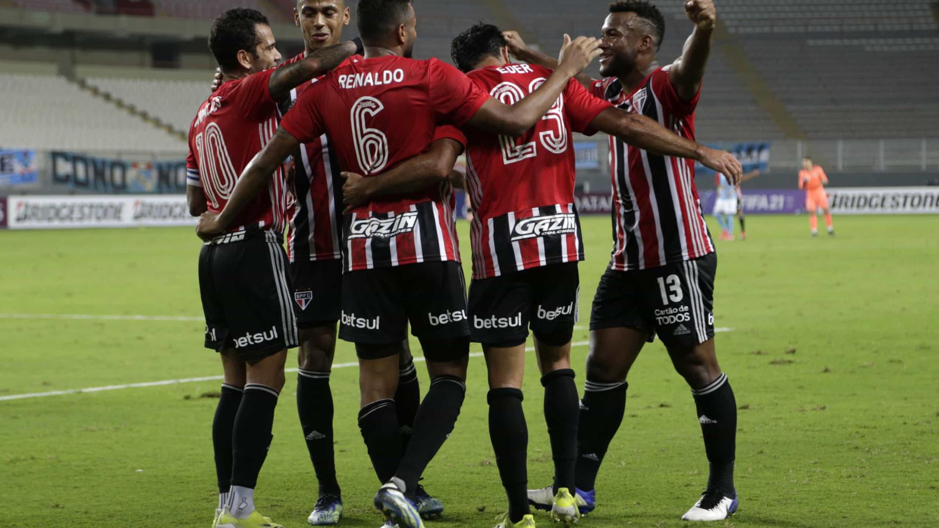 São Paulo aposta em rodagem do elenco contra Vasco para avançar na Copa do Brasil