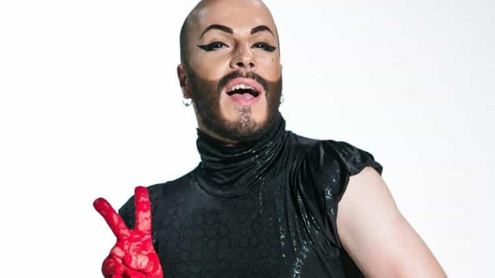 Morre drag queen Natasha Semmynova, ex 'The Voice' Portugal