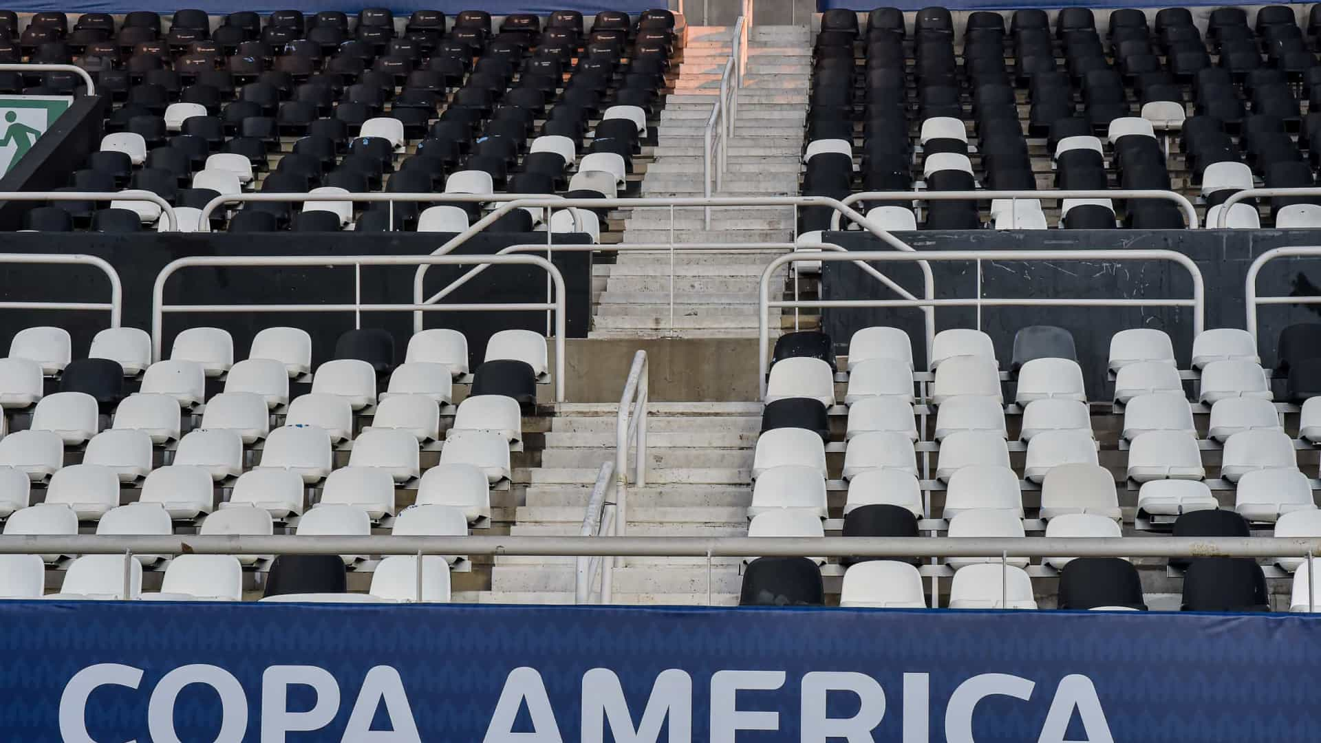 Copa América tem 140 casos confirmados de Covid-19, diz Conmebol