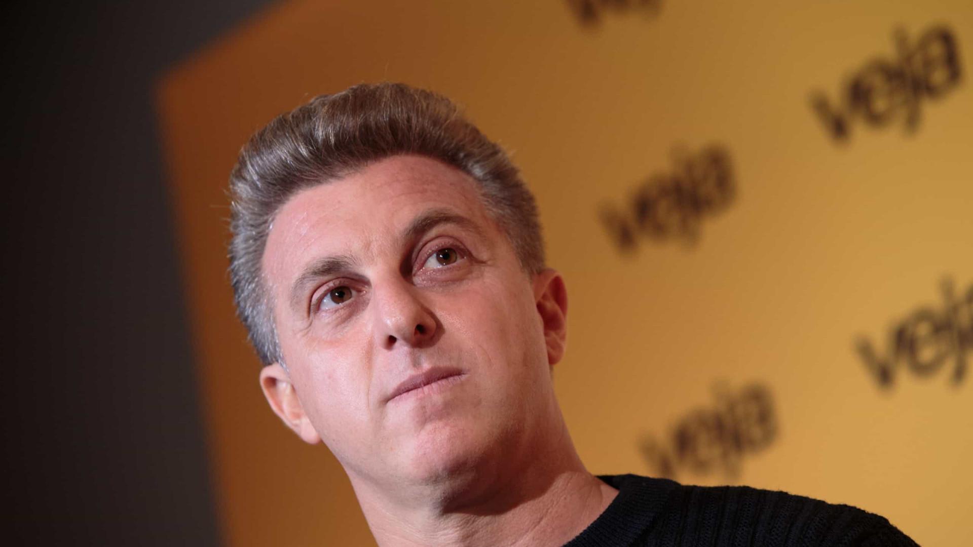 Luciano Huck afasta candidatura à Presidência do Brasil em 2022