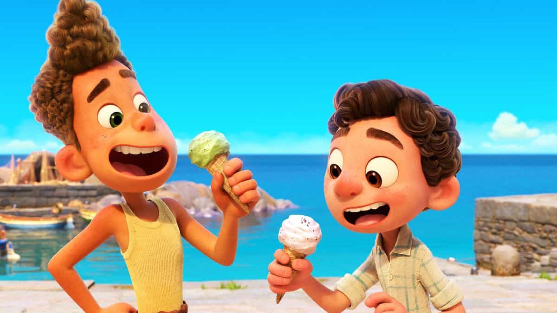 'Luca', da Pixar, é visto como uma alegoria gay ao mostrar amizade de dois adolescentes