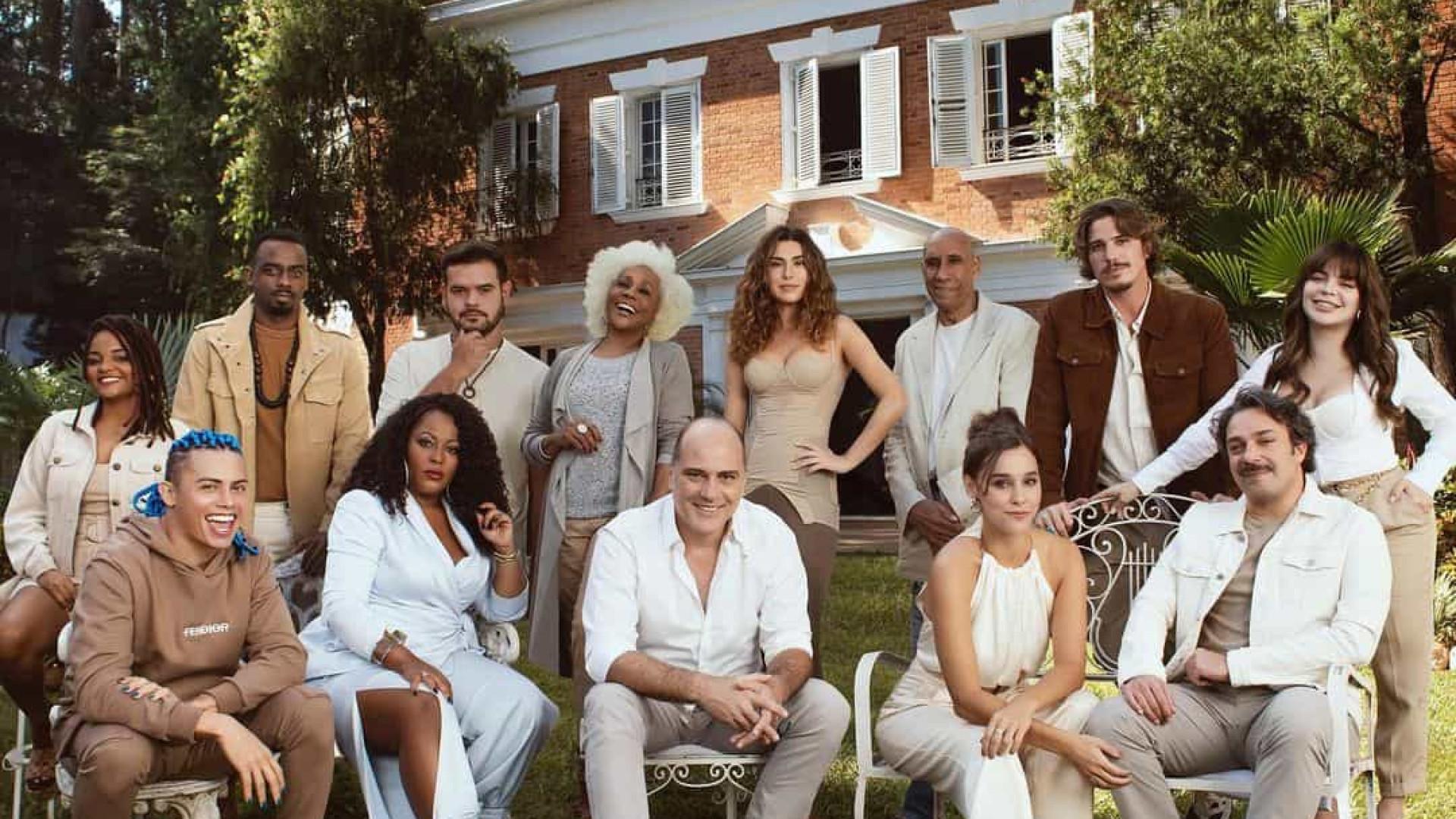 Fernanda Paes Leme faz parte de nova série brasileira de comédia da Netflix