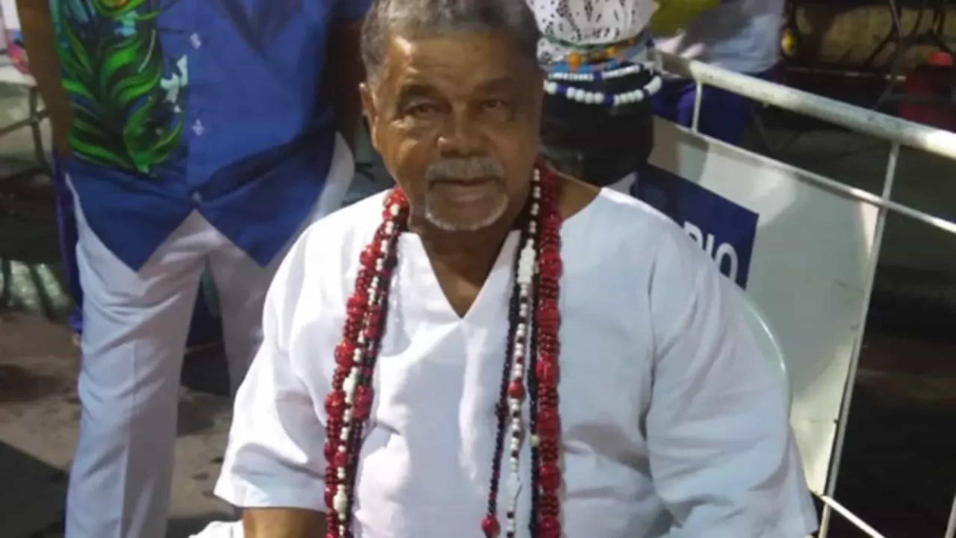 Morre o diretor de Carnaval Laíla, aos 78 anos, de Covid-19