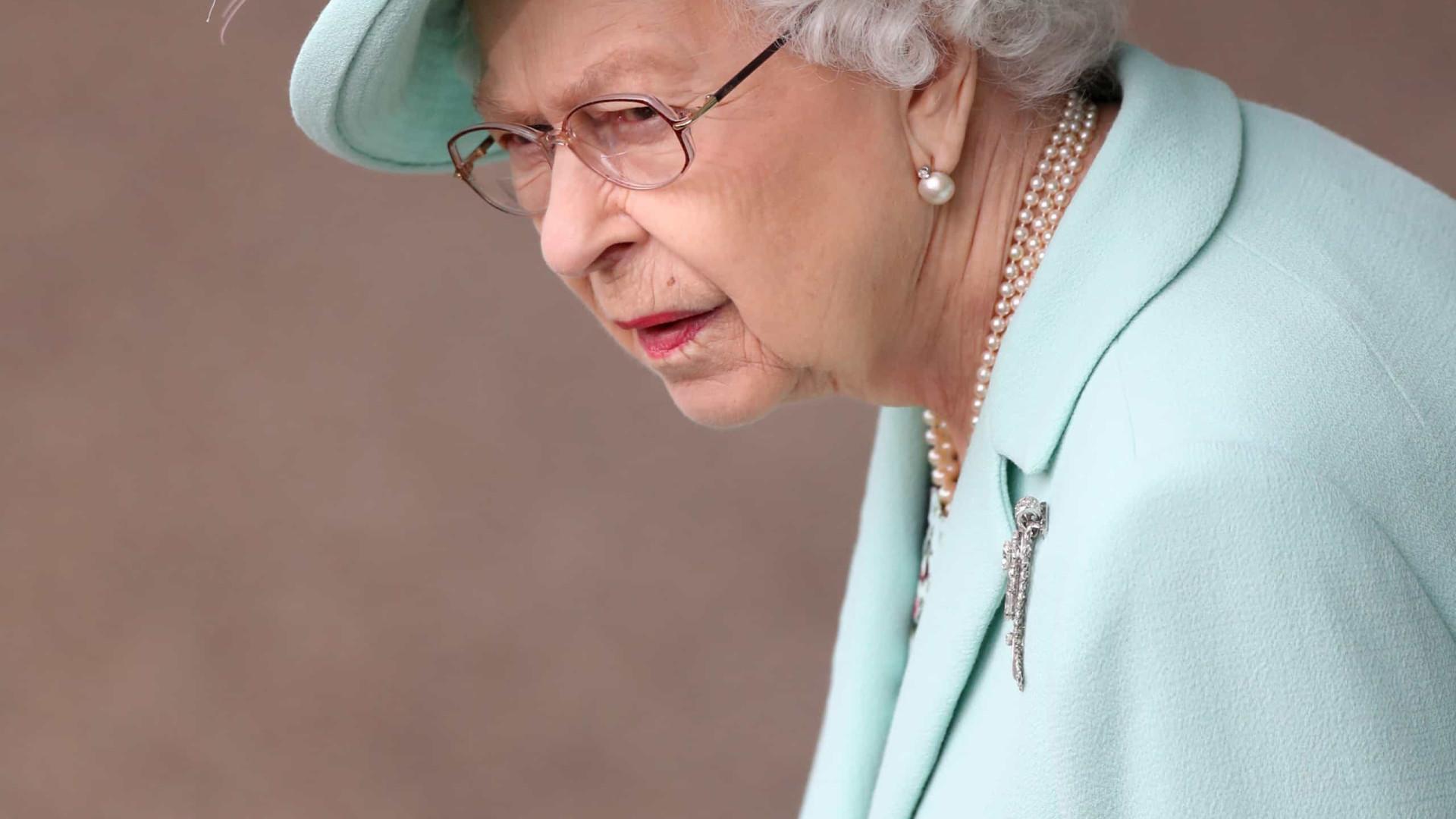 Palácio investiga vazamento de planos para funeral da rainha Elizabeth