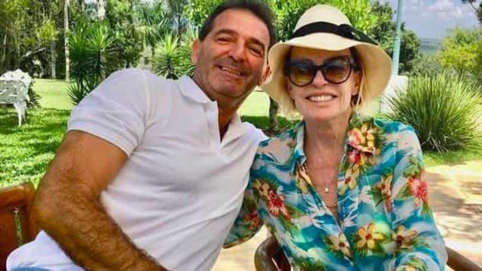 Marido de Ana Maria Braga afirma ter ficado surpreso com término