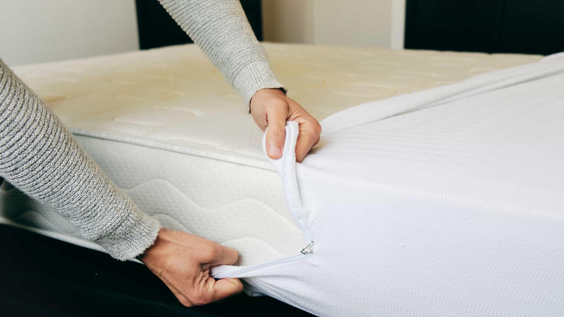 Não sabe como limpar o colchão? Use bicarbonato de sódio (sim, leu bem)