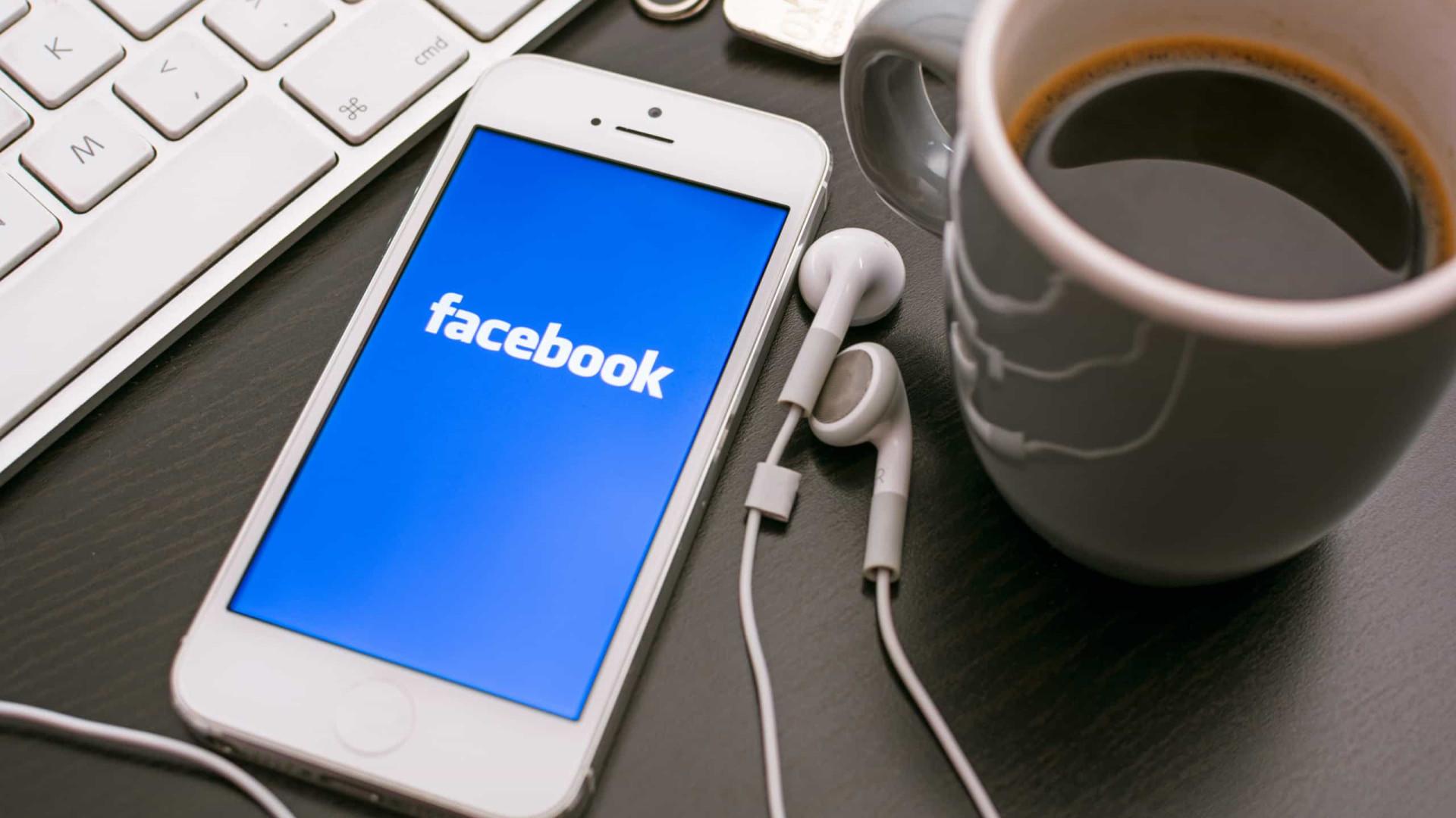 Facebook lança nos EUA o seu rival do Clubhouse