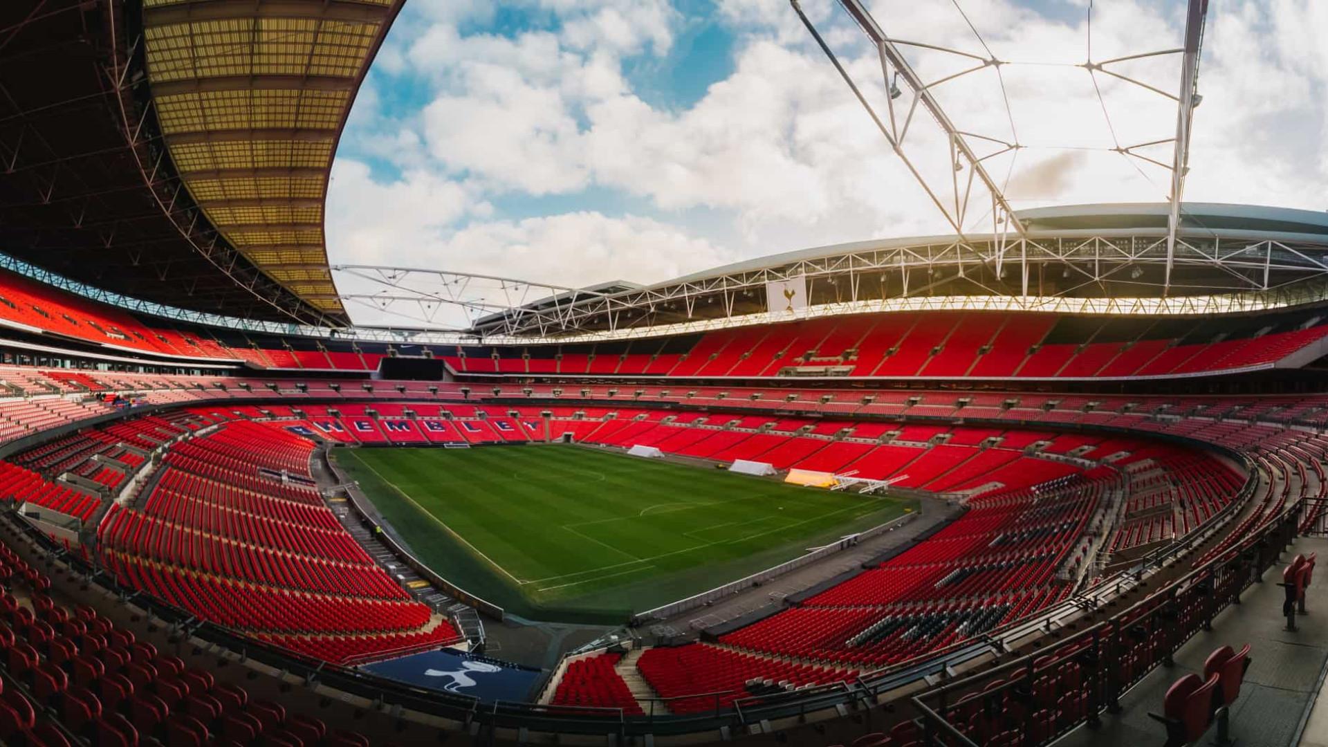 Governo britânico autoriza 60 mil torcedores nas semifinais e final da Eurocopa