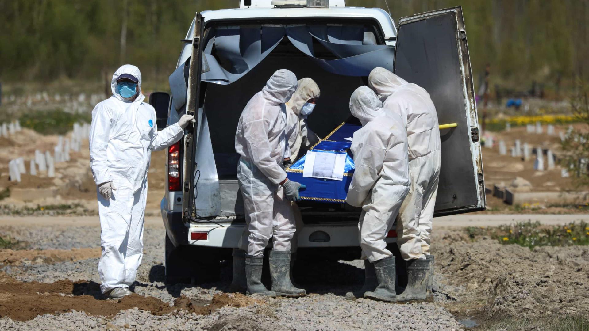 Brasil registra 34,1 mil casos de covid-19 em 24 horas