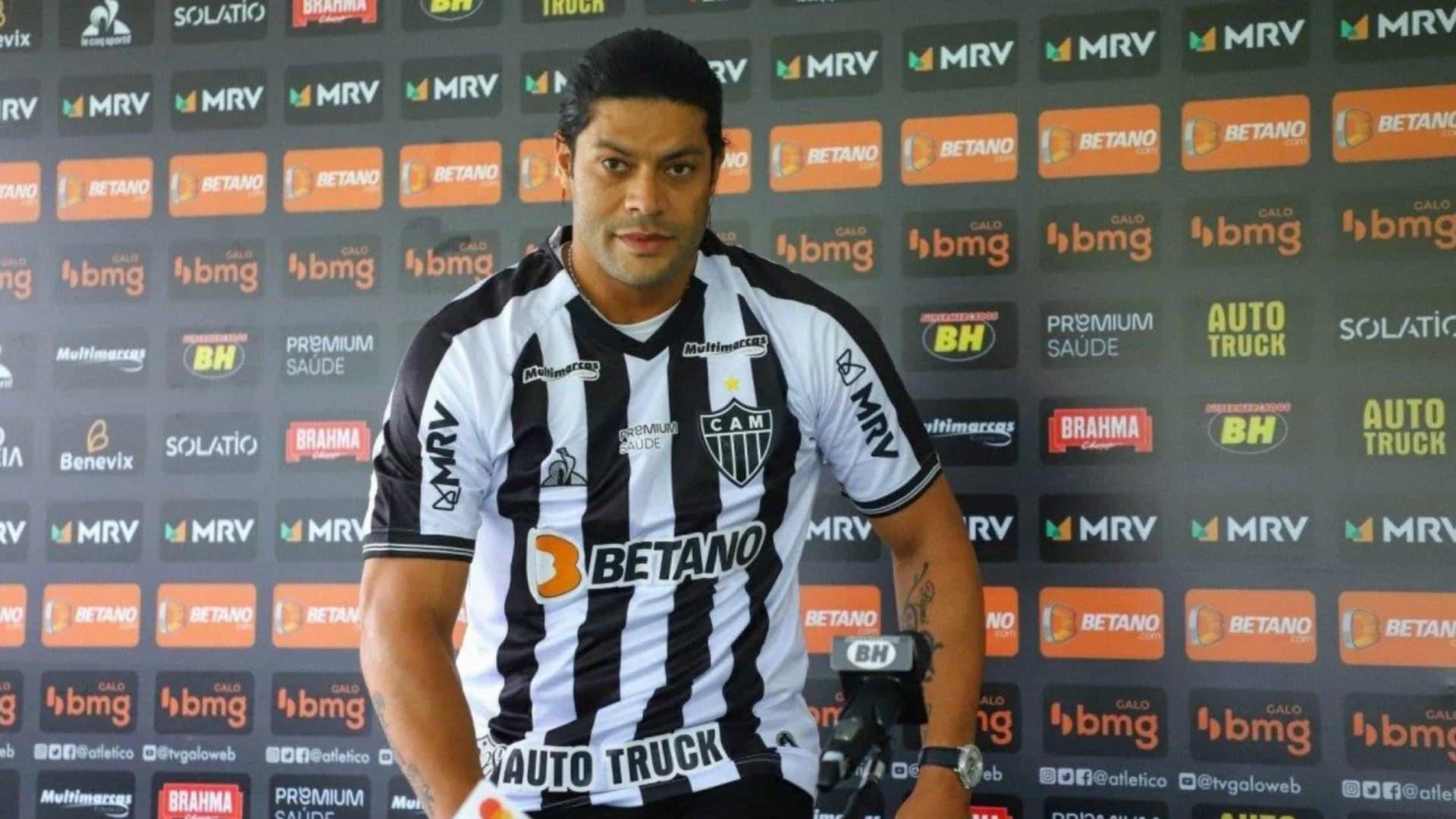 Atlético-MG aposta em Hulk para levar a melhor sobre Ceará