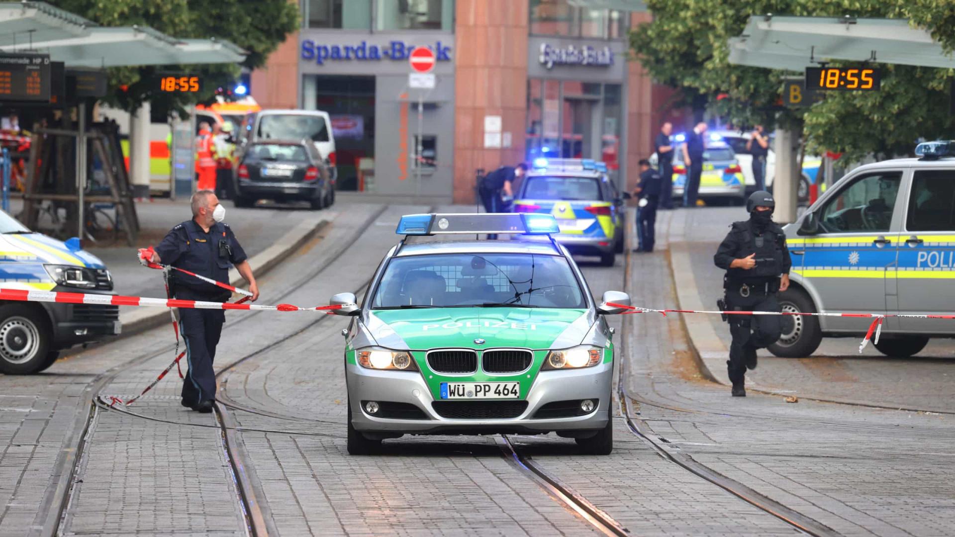 Vítimas de ataque à faca na Alemanha eram todas mulheres. Três morreram