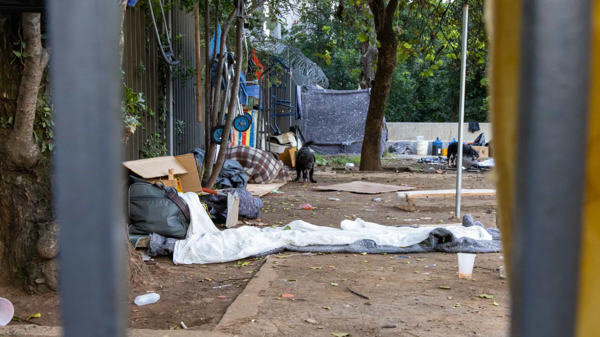 Após madrugada fria, corpo é encontrado no centro de São Paulo