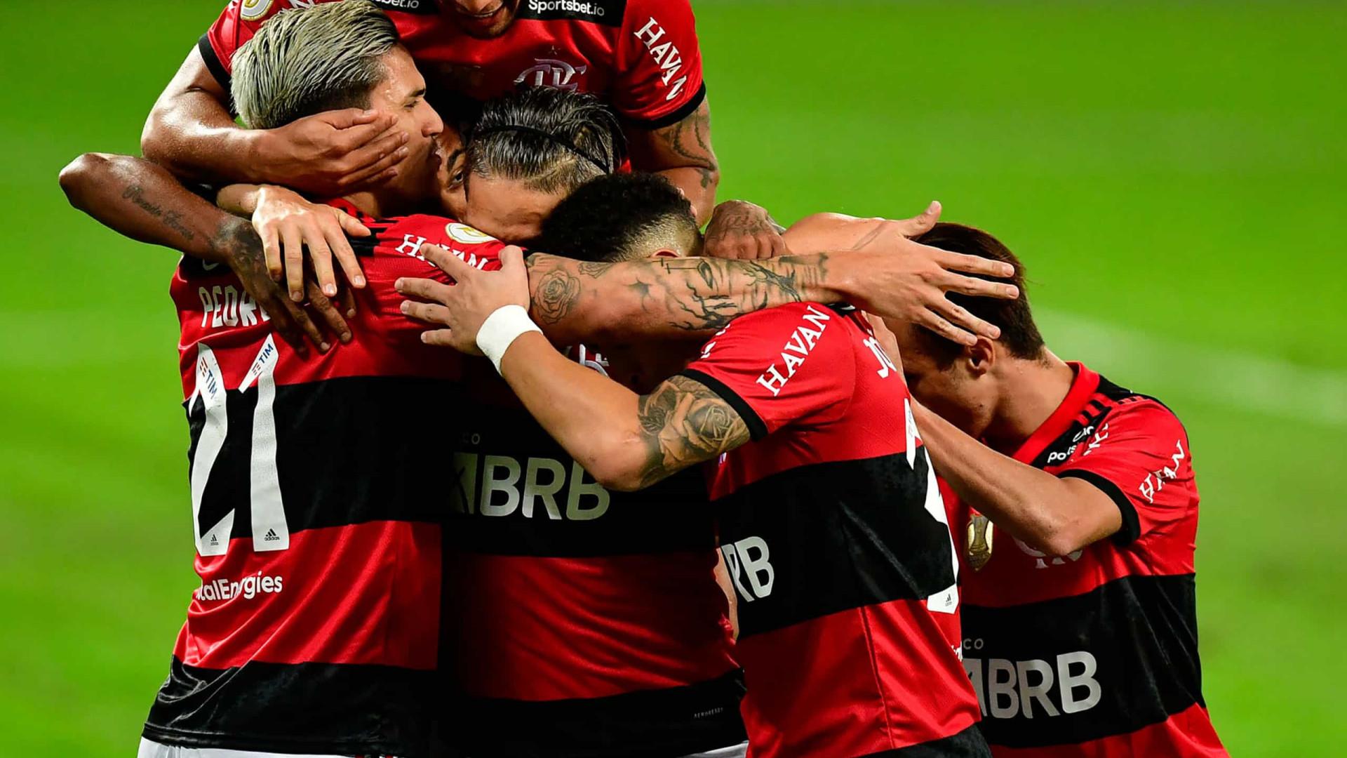 Libertadores: Flamengo decide vaga nas quartas com Defensa y Justicia
