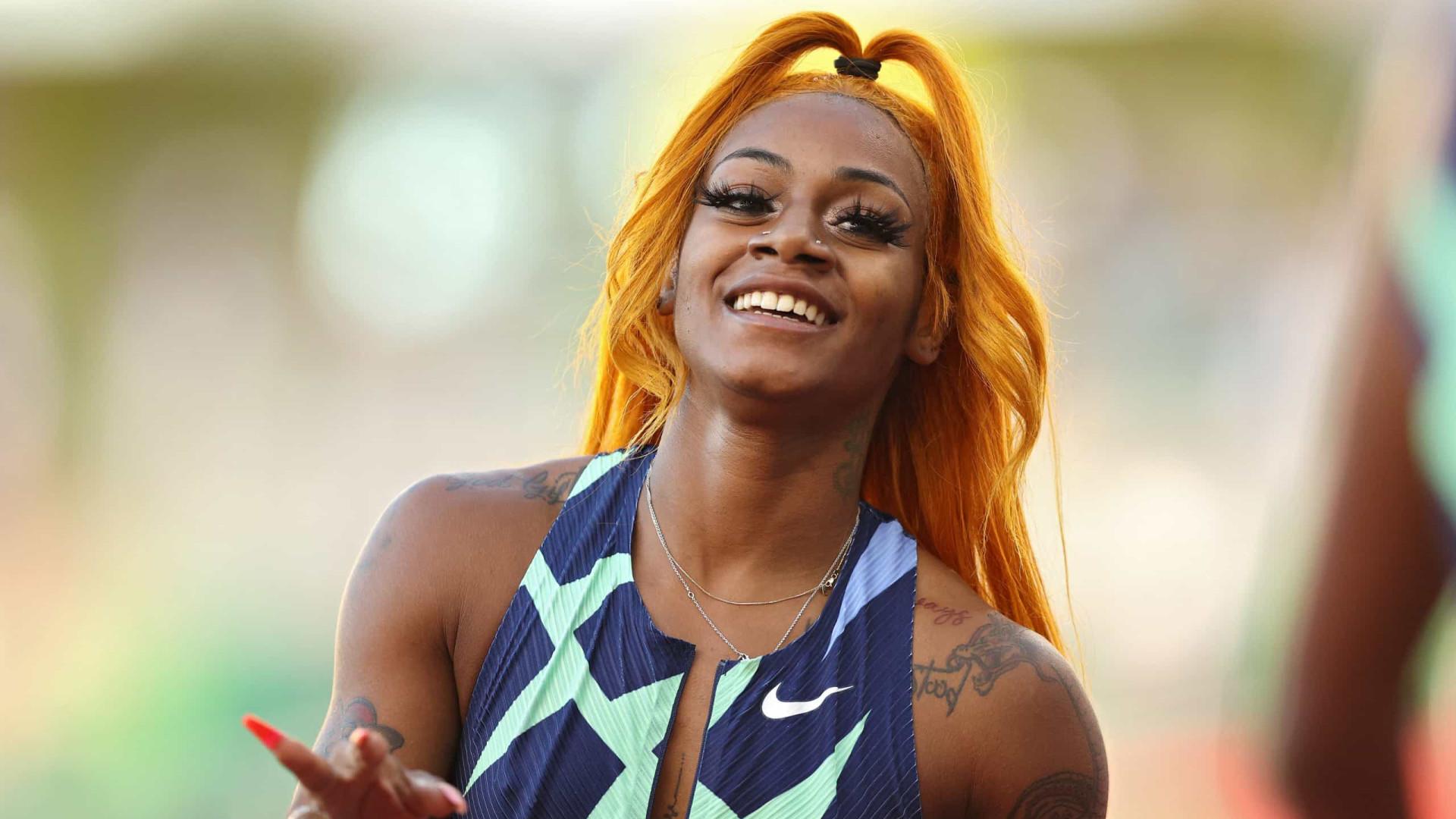 Favorita nos 100m, americana testa positivo para maconha e pode não ir a Tóquio