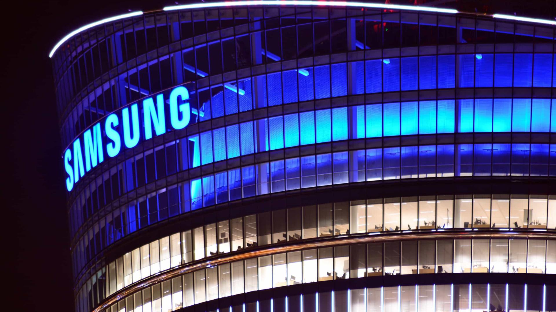 Samsung espera ter um dos melhores trimestres de sua história