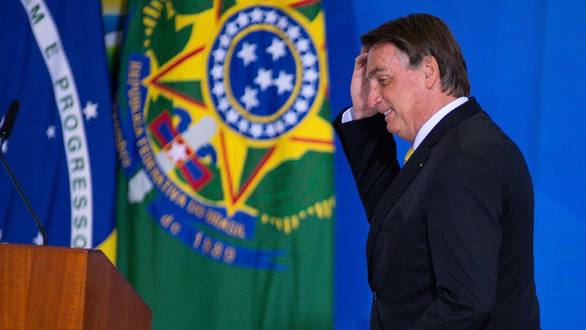 'Eu sou do Centrão', afirma Bolsonaro