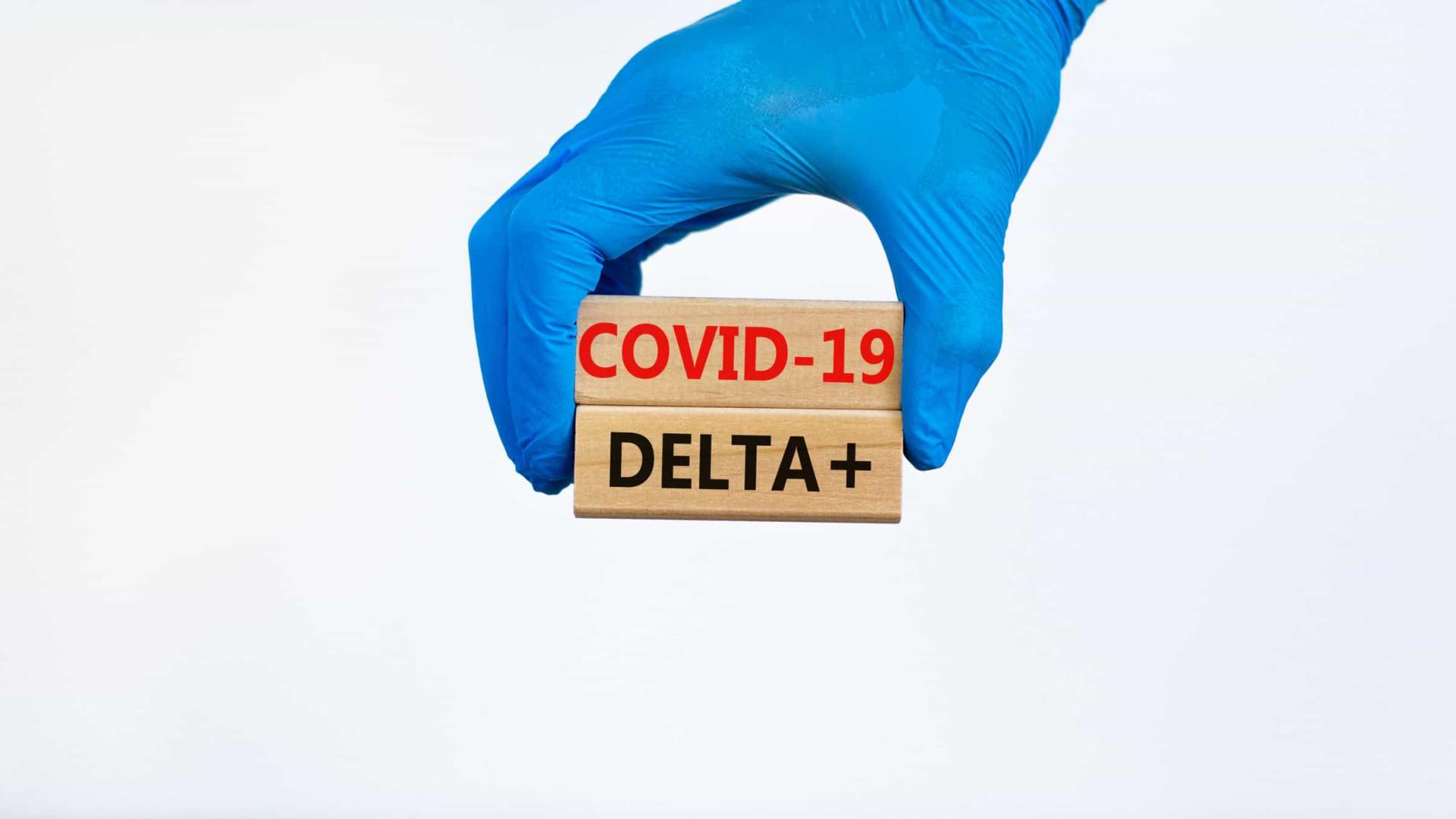 Variante delta do coronavírus salta entre pessoas com maior facilidade