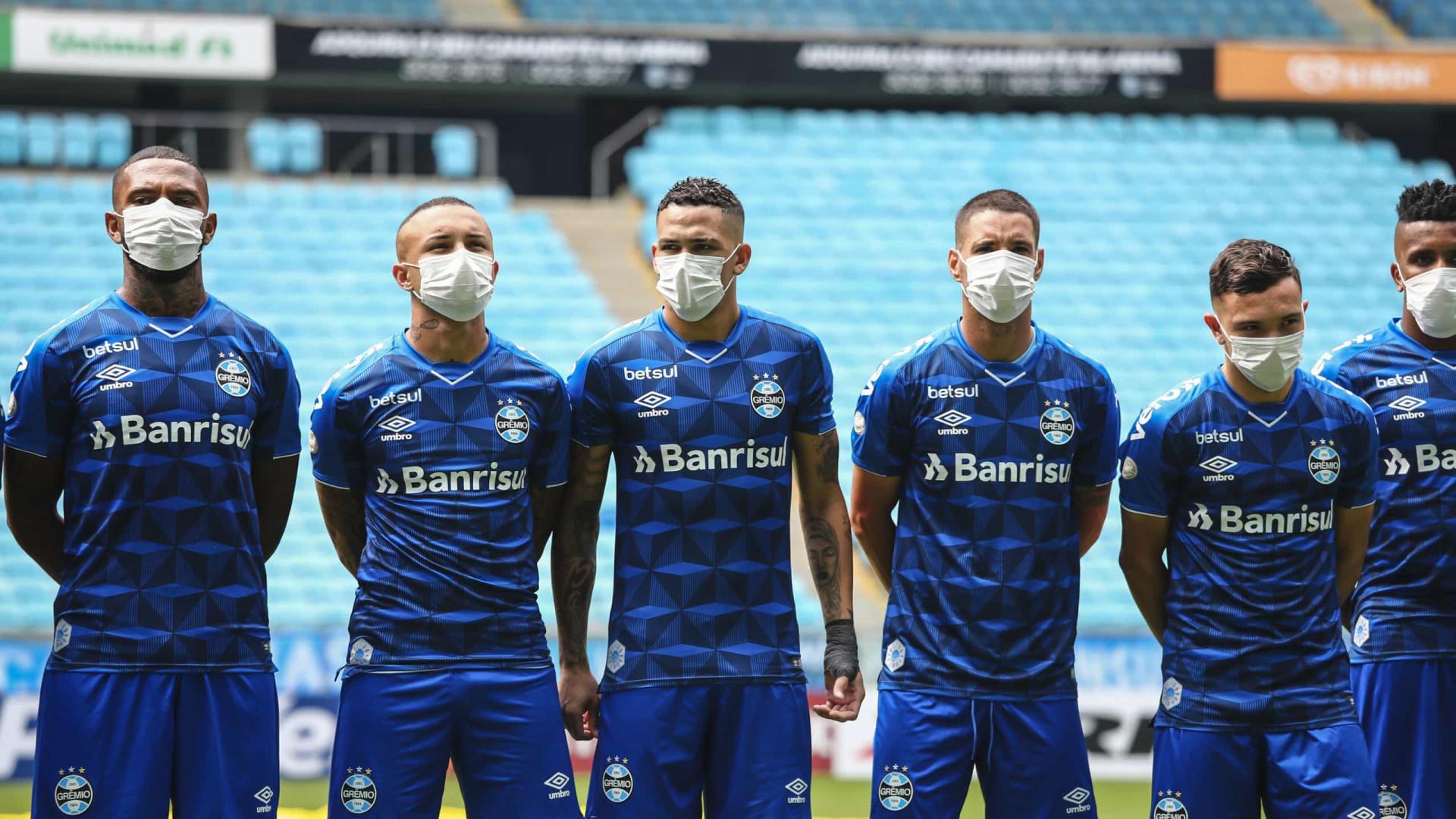 Grêmio defende vantagem diante do LDU para chegar às quartas da Sul-Americana