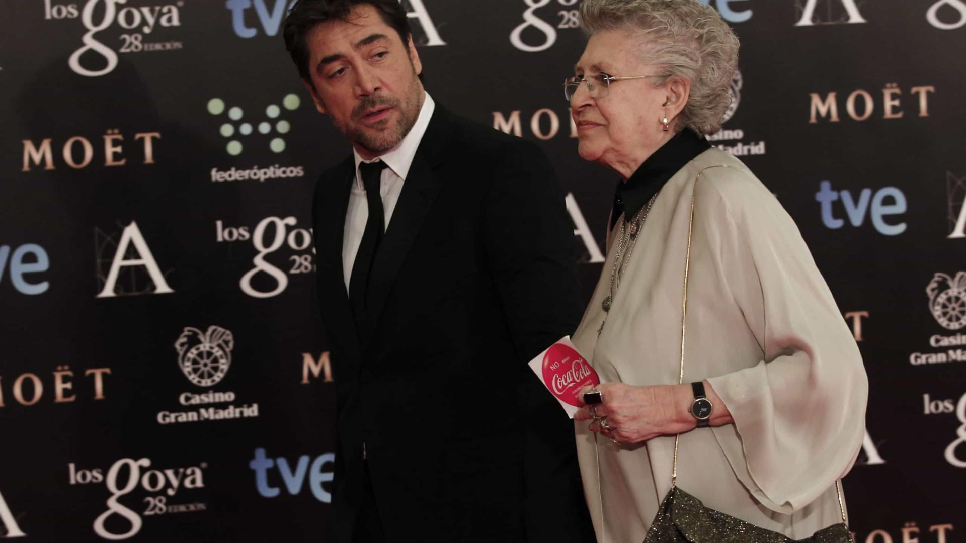 Morre Pilar Bardem, aos 82 anos, atriz e mãe de Javier Bardem