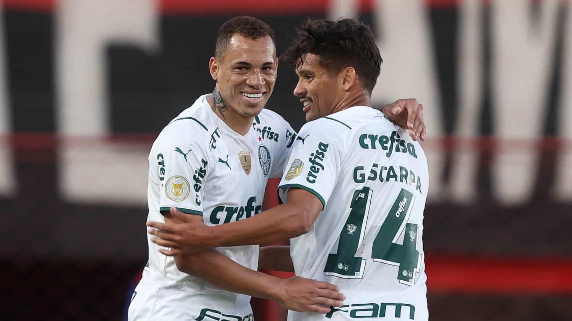 Palmeiras encerra preparação para primeiro jogo da história contra o Cuiabá