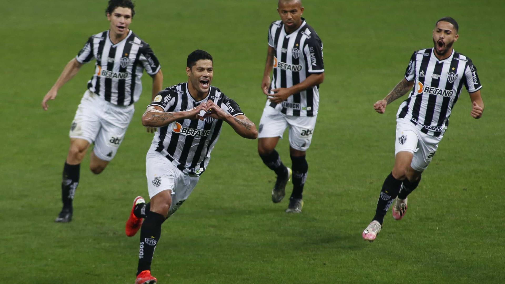 Em vantagem, Atlético recebe Fluminense por vaga na semifinal da Copa do Brasil
