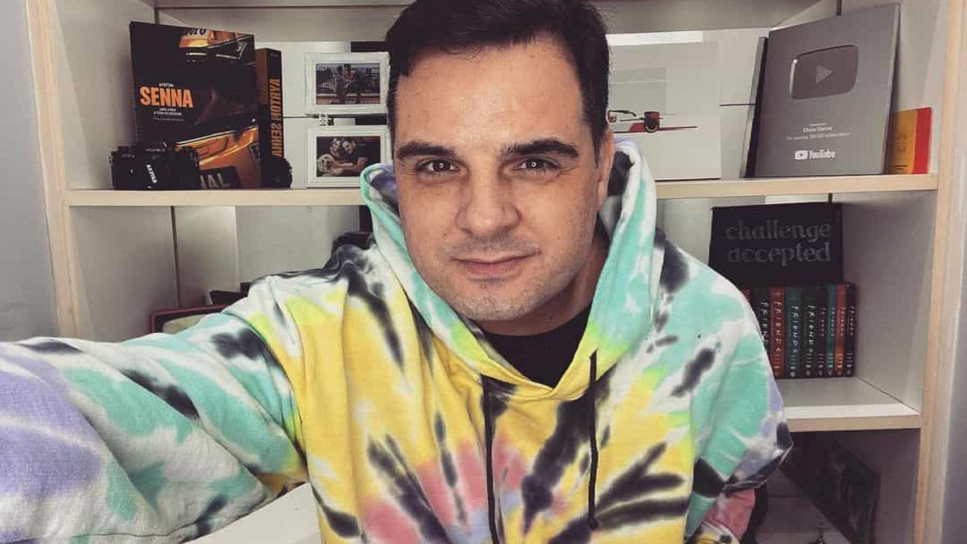Chico Garcia, da Band, é levado à UTI em decorrência da covid-19