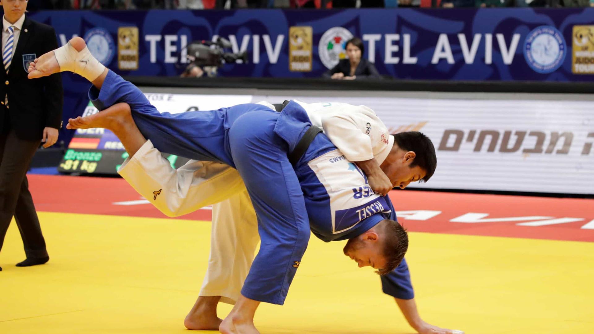 Sorteio define duelos no judô: veja quem os brasileiros enfrentam em Tóquio-2020